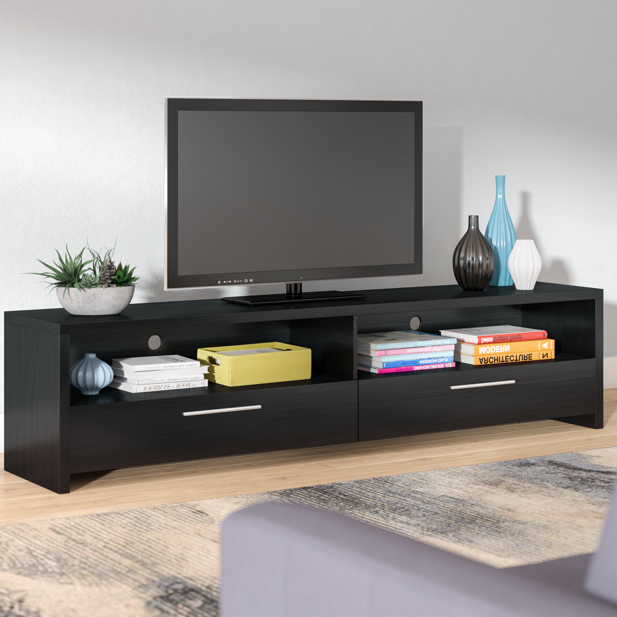 Red Modern Tv Stands For Most Popular Modern Modular Wall Units Acrylic Media Console Rustic Red Tv Stand (Gallery 10 of 20)