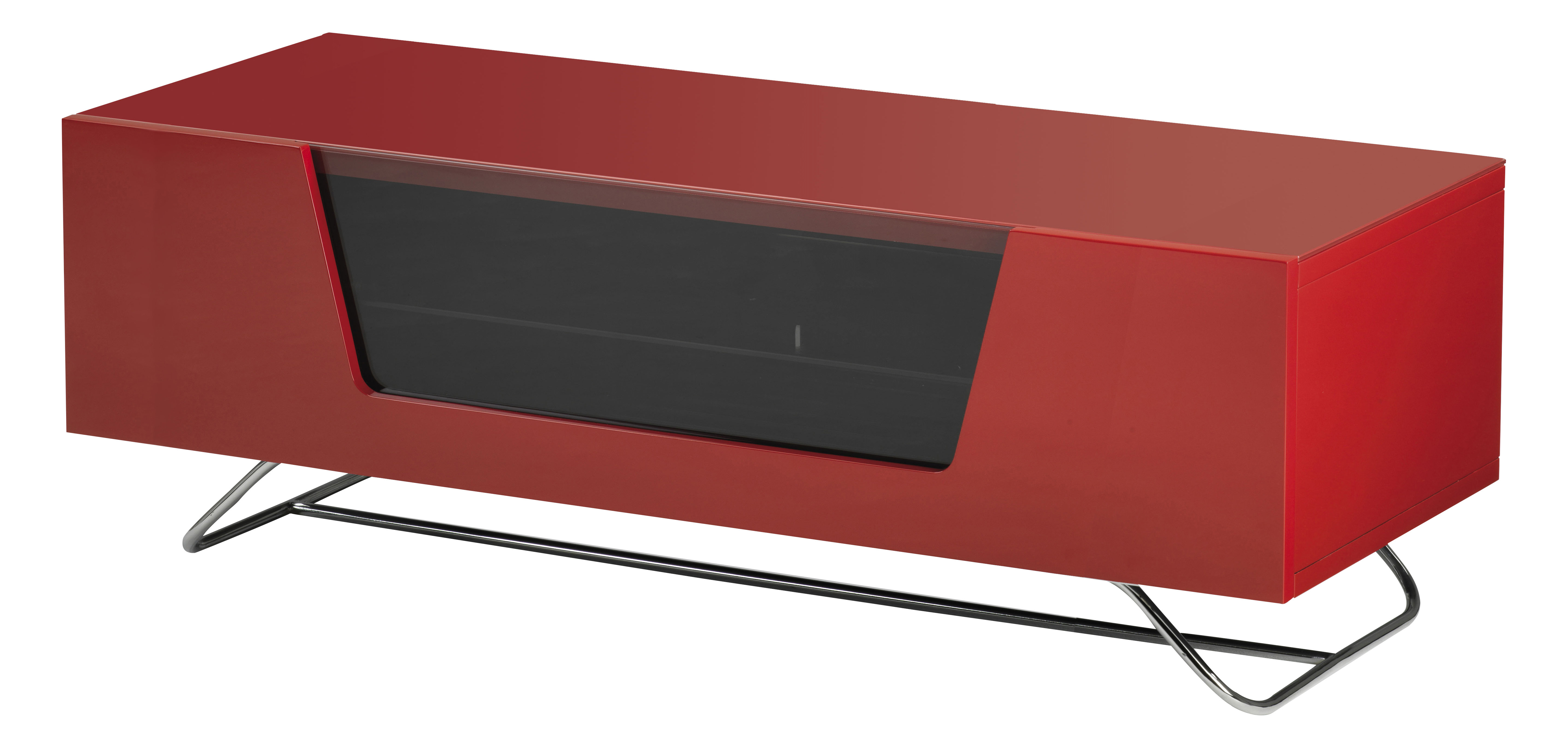 Red Tv Stands & Entertainment Units You'll Love (Gallery 17 of 20)