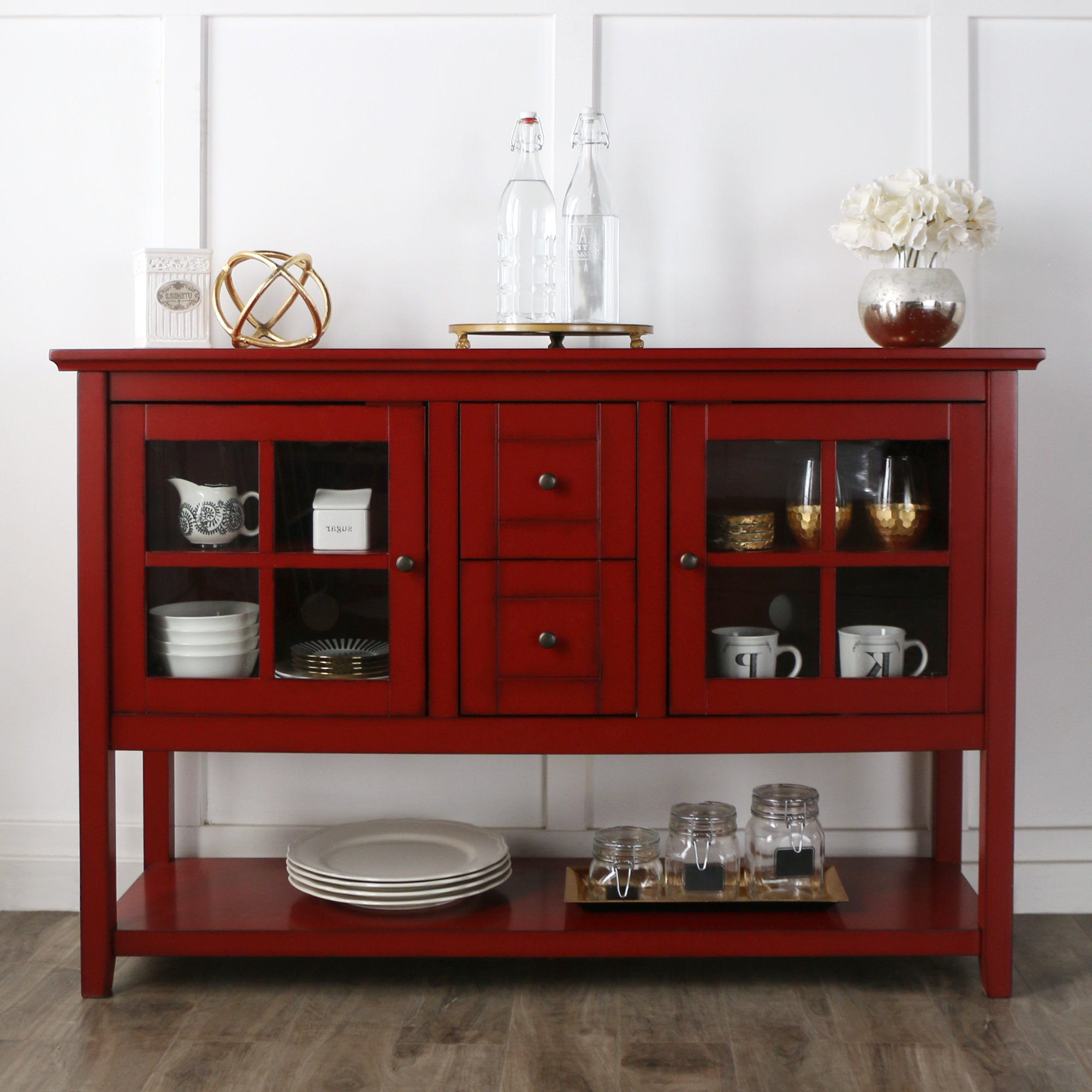 Red Tv Stands Intended For Most Recent Red Tv Stands You'll Love (View 16 of 20)