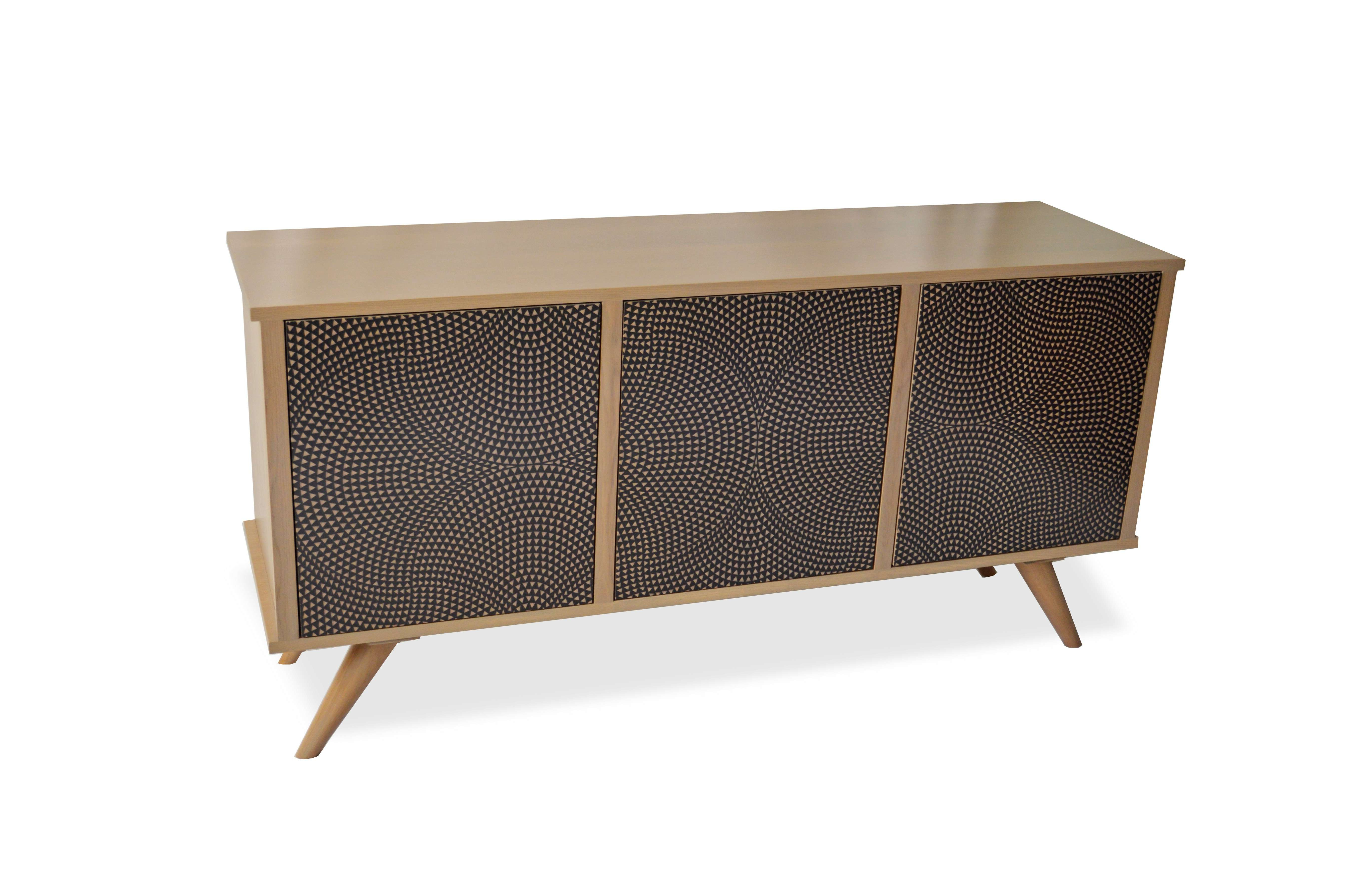 Remi Console Tables With Regard To Newest 1429 Mfg Payton Remi Pattern Console Table & Reviews – Goedekers (View 15 of 20)