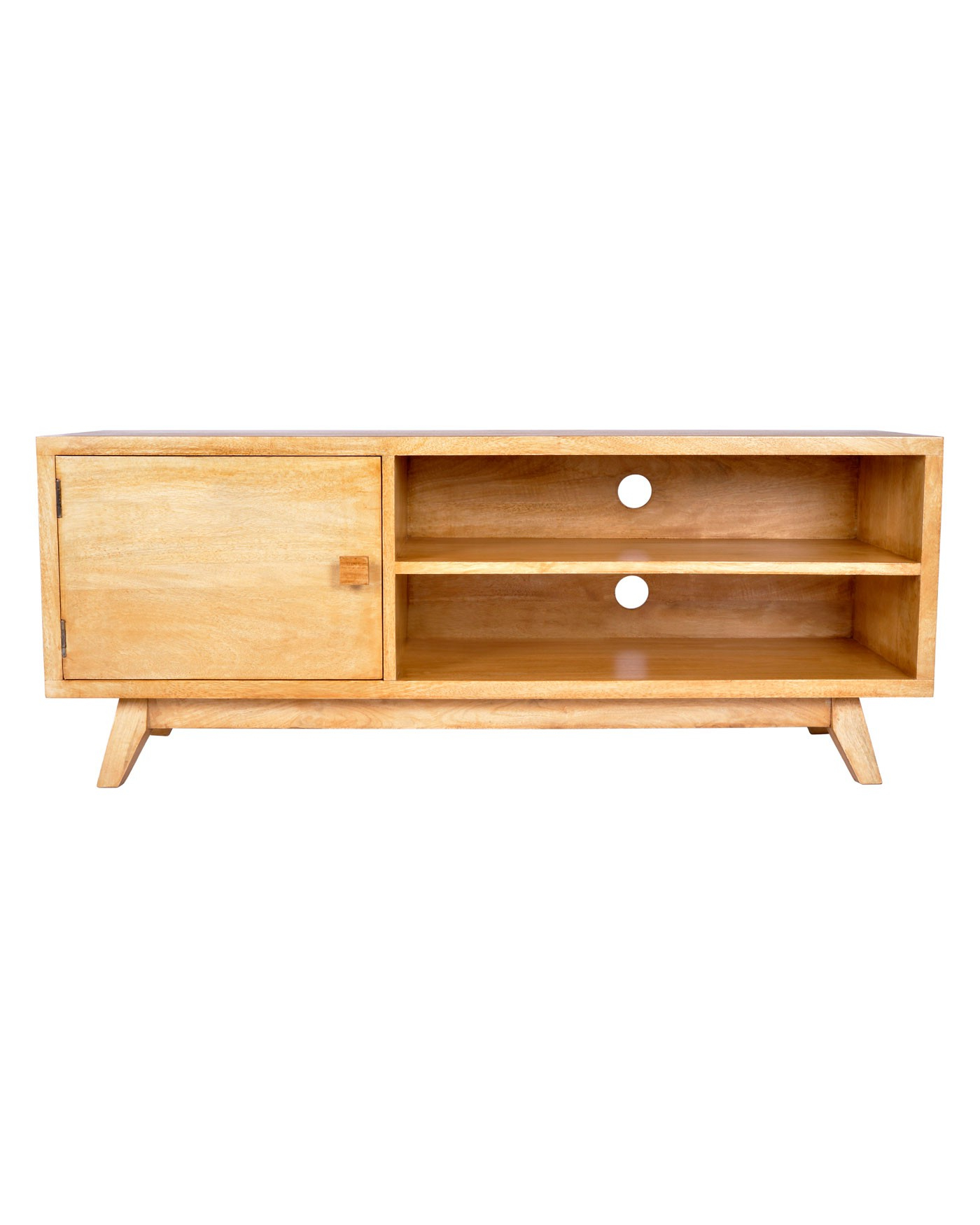 [%Retro Wooden Tv Stand With Shelf 100% Solid Mango Wood Oak Shade For Newest Mango Tv Stands|Mango Tv Stands In Fashionable Retro Wooden Tv Stand With Shelf 100% Solid Mango Wood Oak Shade|Fashionable Mango Tv Stands For Retro Wooden Tv Stand With Shelf 100% Solid Mango Wood Oak Shade|Widely Used Retro Wooden Tv Stand With Shelf 100% Solid Mango Wood Oak Shade Inside Mango Tv Stands%] (View 2 of 20)