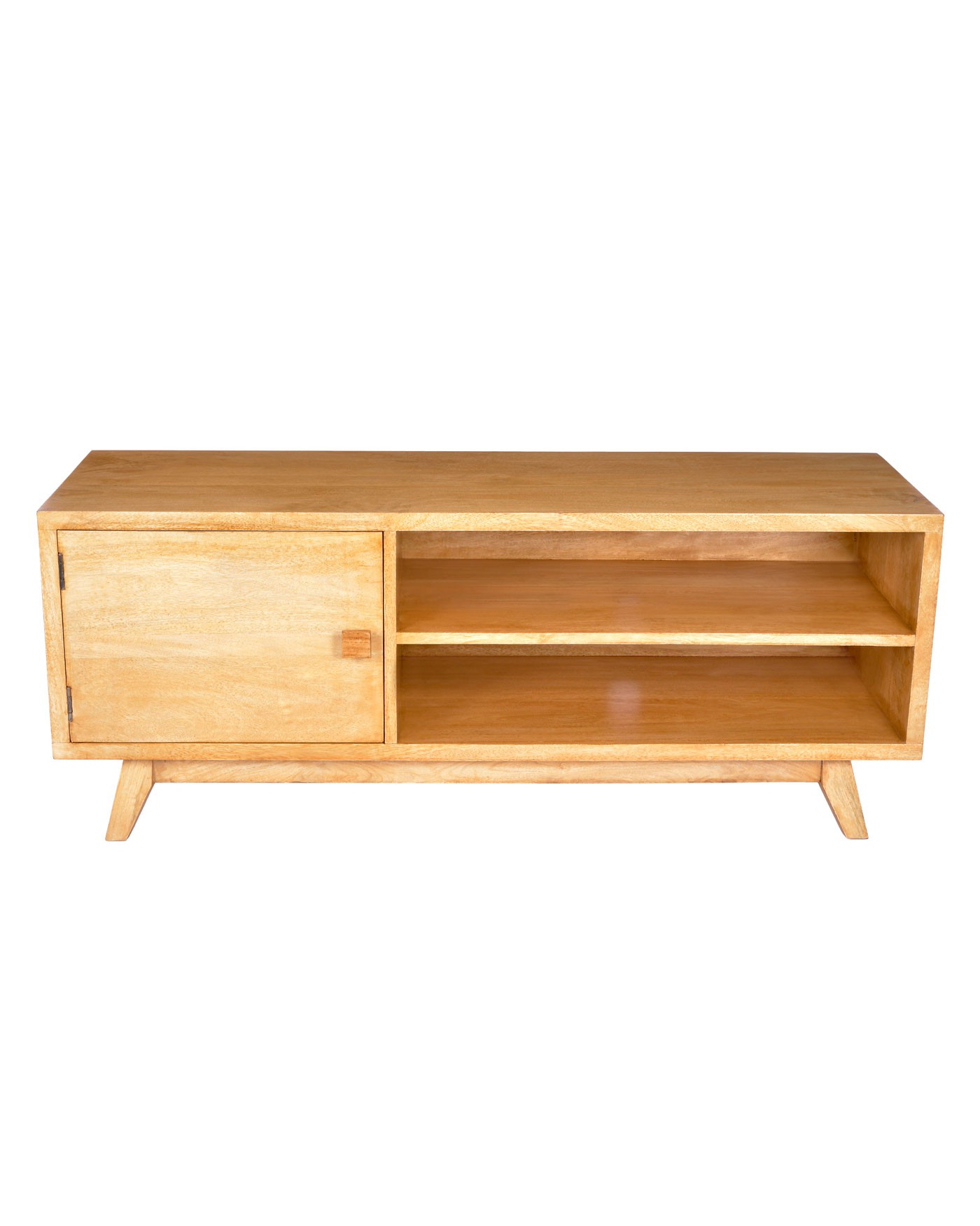[%Retro Wooden Tv Stand With Shelf 100% Solid Mango Wood Oak Shade Inside Widely Used Hard Wood Tv Stands|Hard Wood Tv Stands With Newest Retro Wooden Tv Stand With Shelf 100% Solid Mango Wood Oak Shade|Favorite Hard Wood Tv Stands Throughout Retro Wooden Tv Stand With Shelf 100% Solid Mango Wood Oak Shade|Recent Retro Wooden Tv Stand With Shelf 100% Solid Mango Wood Oak Shade Regarding Hard Wood Tv Stands%] (View 2 of 20)