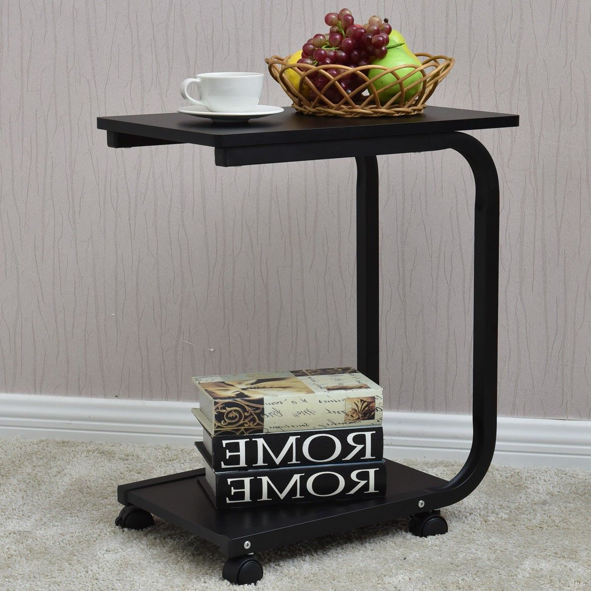 Roman Metal Top Console Tables With Regard To Well Known Wine Stand : The Super Awesome Logan End Table Images. Wine Stand. (Gallery 18 of 20)