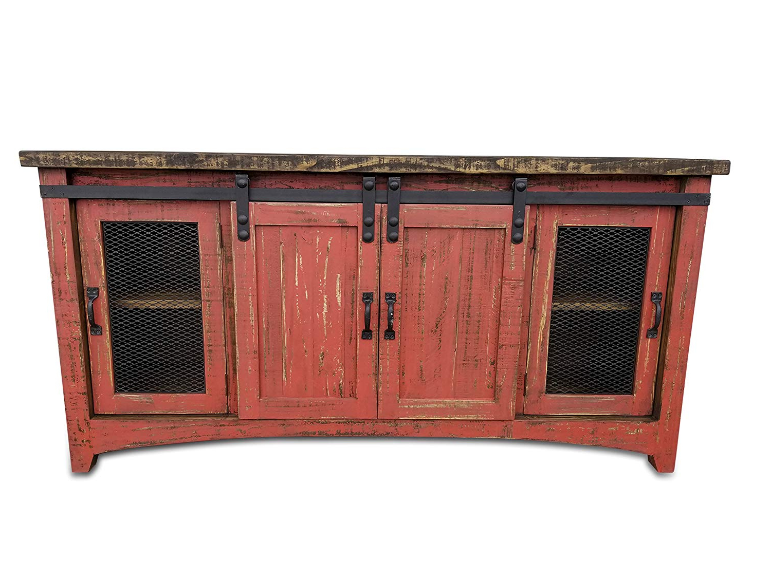 Rustic Red Tv Stands With Regard To Fashionable Cheap Distressed Furniture, Find Distressed Furniture Deals On Line (View 12 of 20)