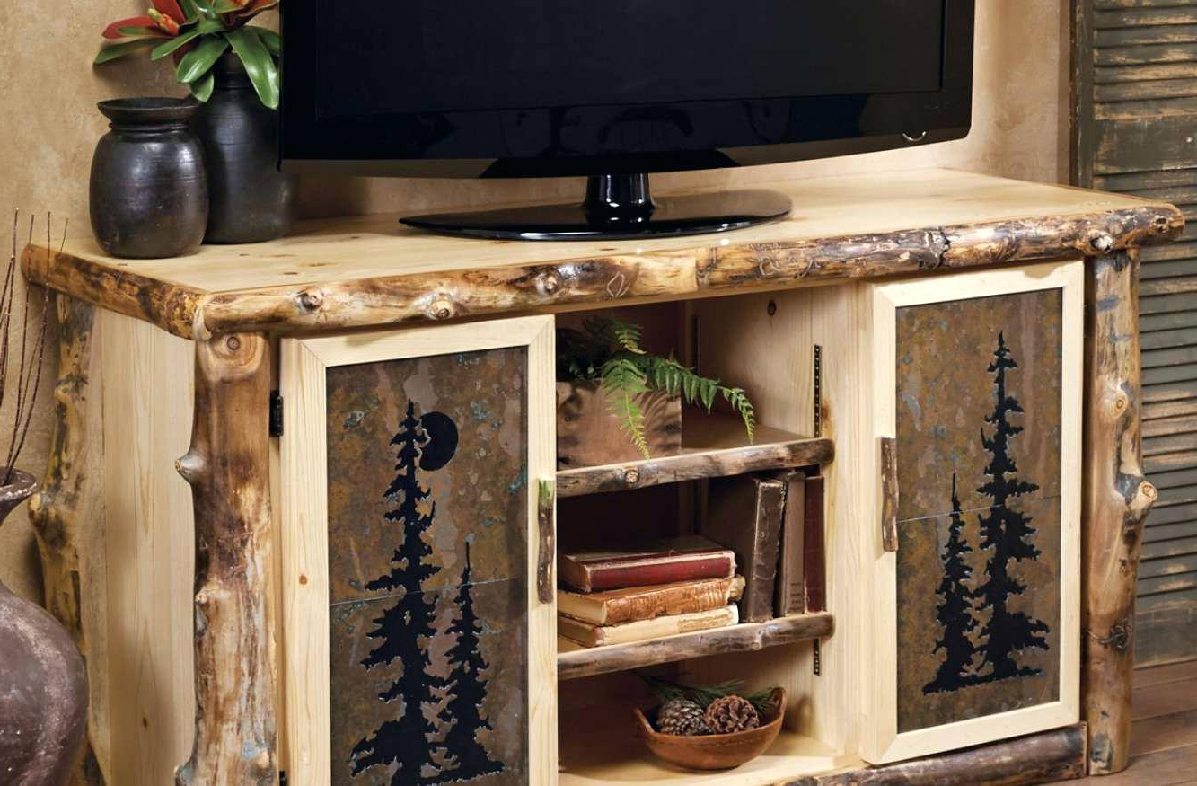 Rustic Tv Stands For Sale S Pine Stand – Kcscienceinc Inside Popular Rustic Tv Stands For Sale (View 12 of 20)