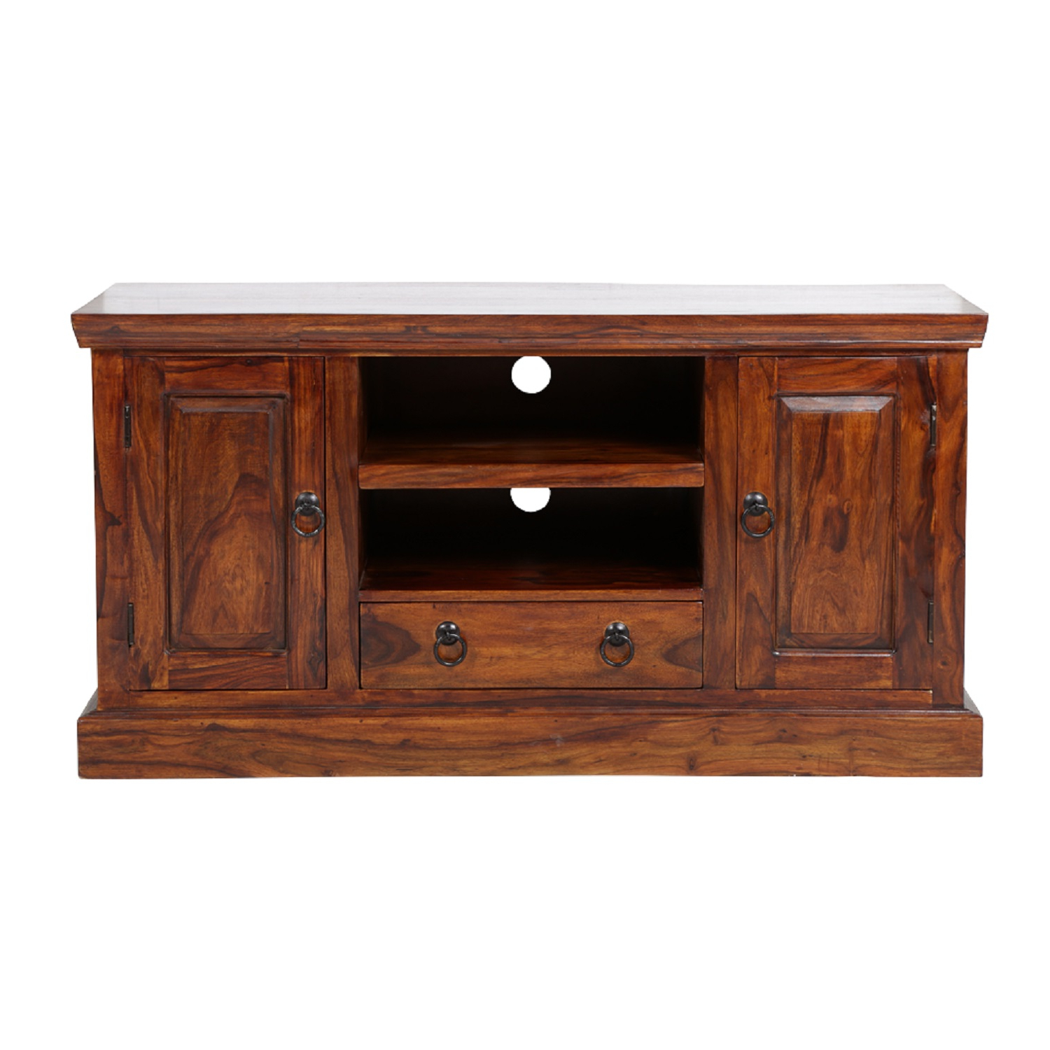 Sheesham Wood Tv Stands Intended For Preferred Sheesham Wood Tv Unit/ Tv Stand (Gallery 11 of 20)