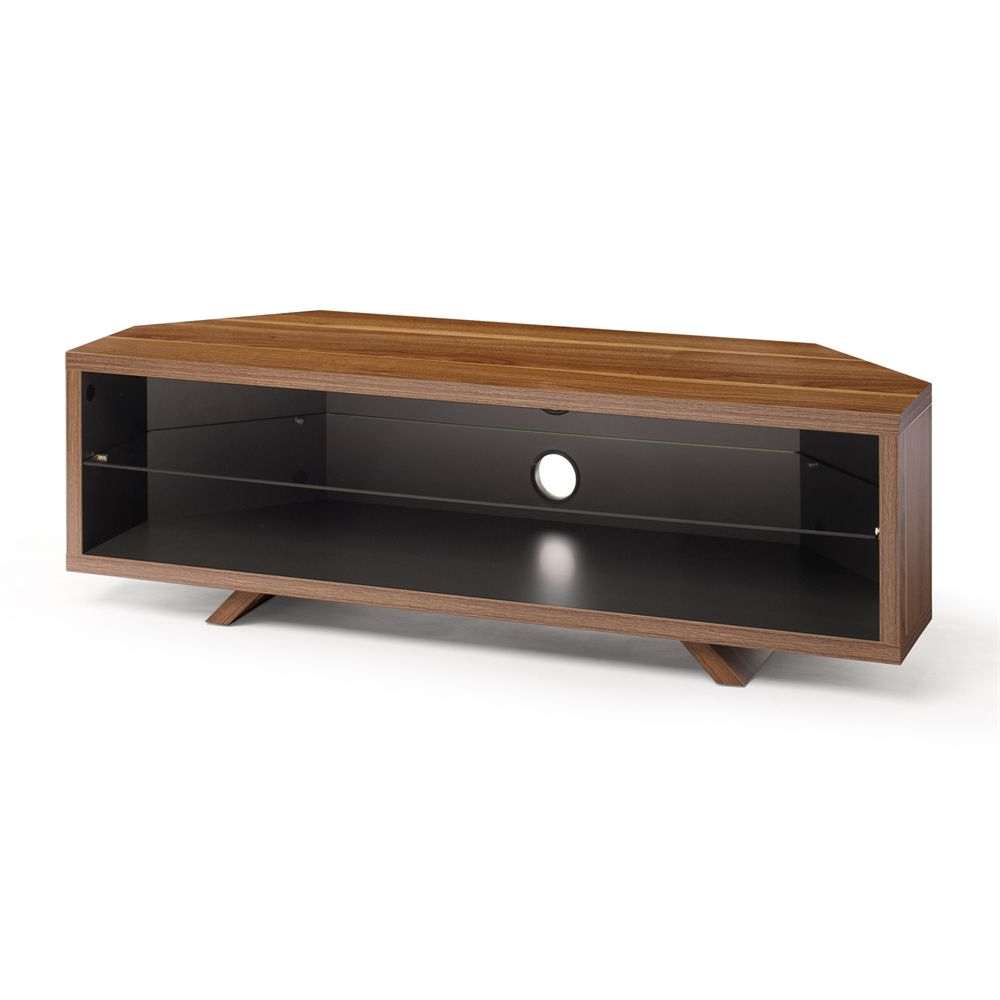 Shop Techlink Dl115 Dual Corner Tv Stand At Atg Stores. Browse Our Regarding Most Popular Techlink Tv Stands (Gallery 4 of 20)