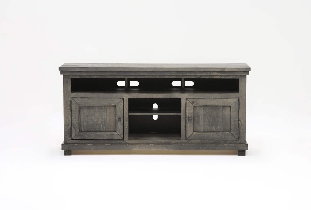 Sinclair Grey 64 Inch Tv Stands Pertaining To Popular Sinclair Grey 64 Inch Tv Stand (Gallery 2 of 20)