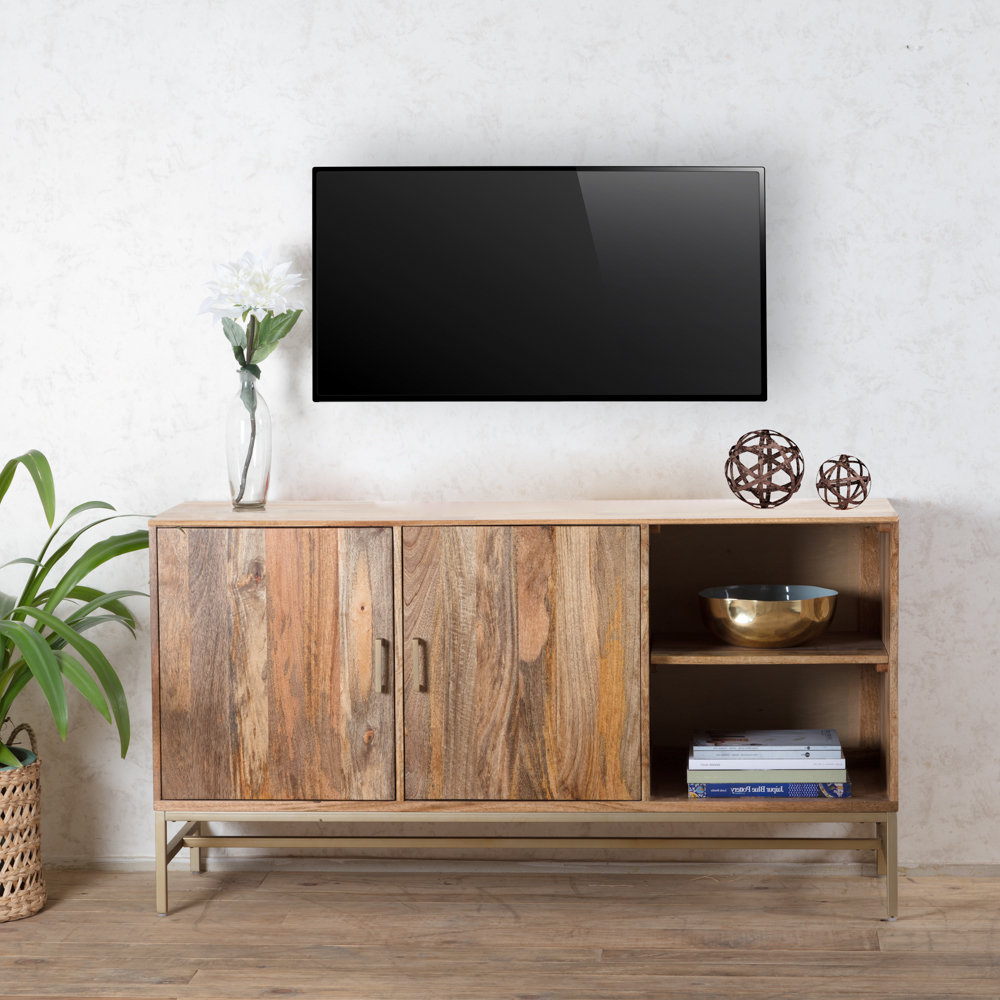 Sinclair White 74 Inch Tv Stands Regarding Popular Tv Stands & Entertainment Centers You'll Love (View 15 of 20)