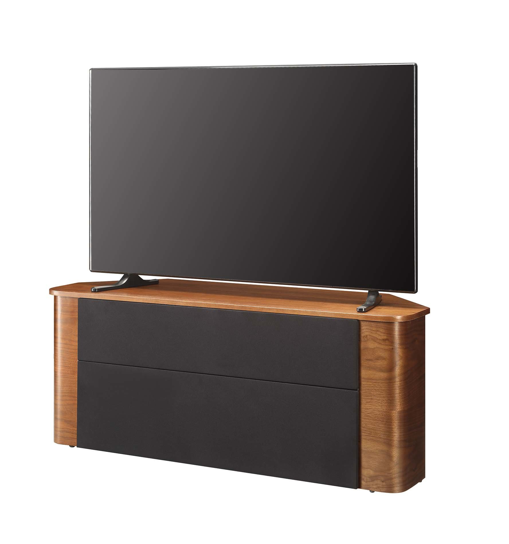 Single Shelf Tv Stands Pertaining To Most Recent Corner Tv Stands You'll Love (View 13 of 20)