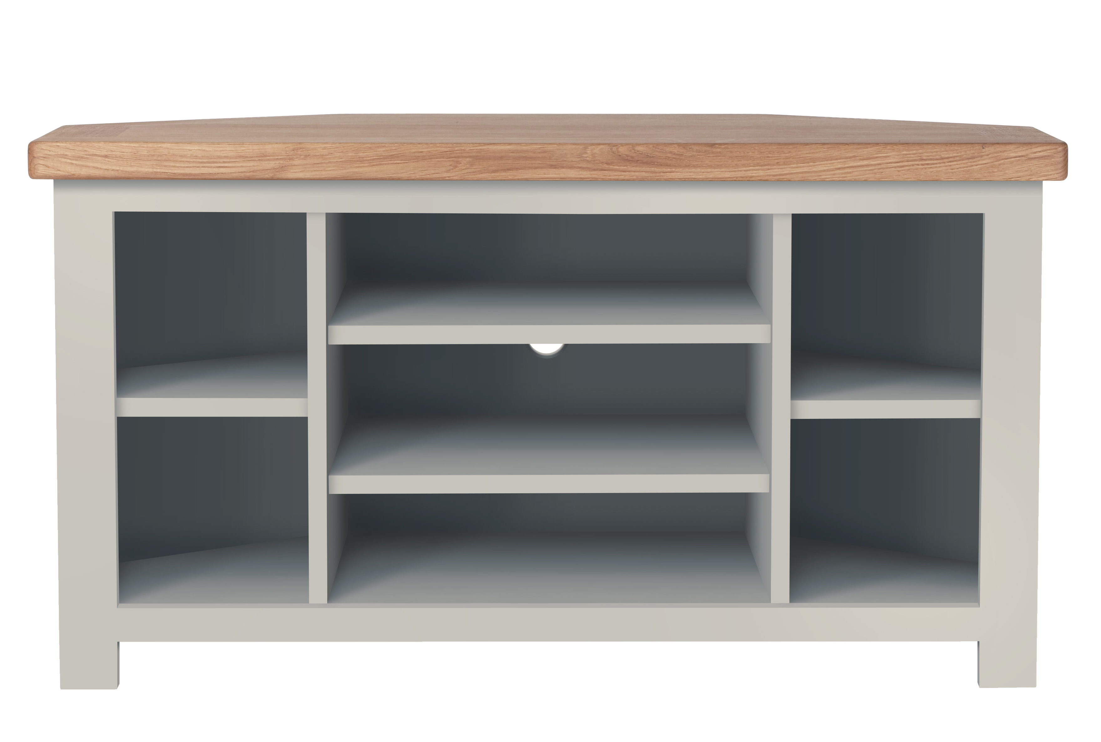 Small Oak Corner Tv Stands Throughout Trendy Corner T V Stands (View 12 of 20)