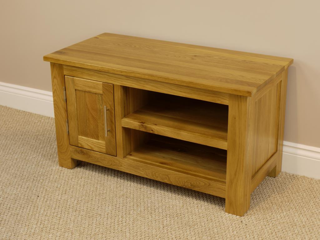 Small Oak Tv Cabinet 2017 Including Cabinets Images ~ Kalvez In Widely Used Small Oak Tv Cabinets (View 8 of 20)