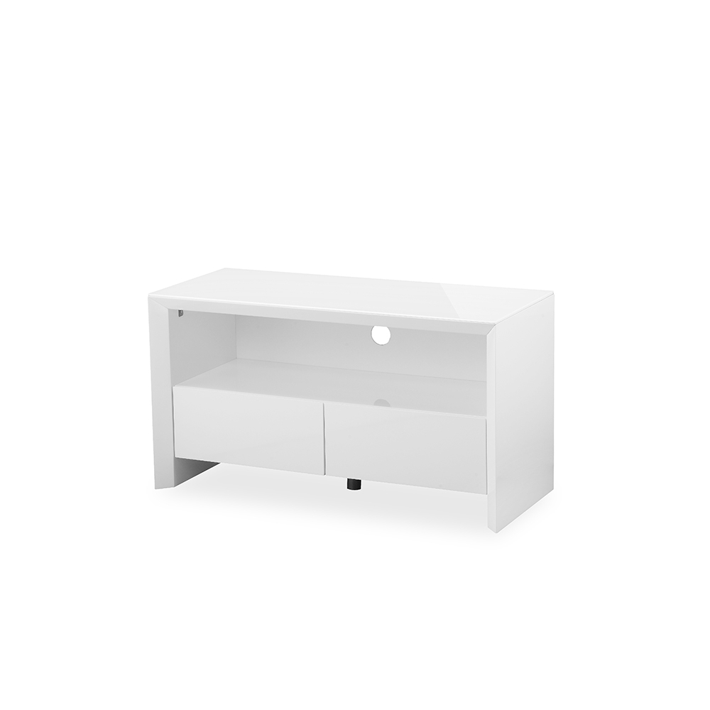 Featured Photo of Small White Tv Cabinets