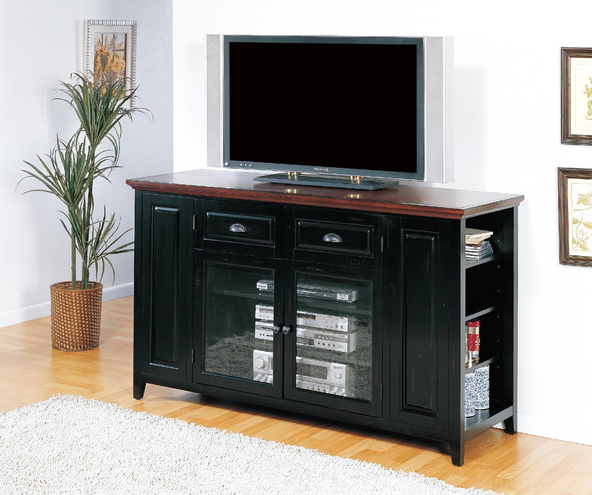 Smart4Net.co Pertaining To Latest Tall Black Tv Cabinets (Gallery 6 of 20)