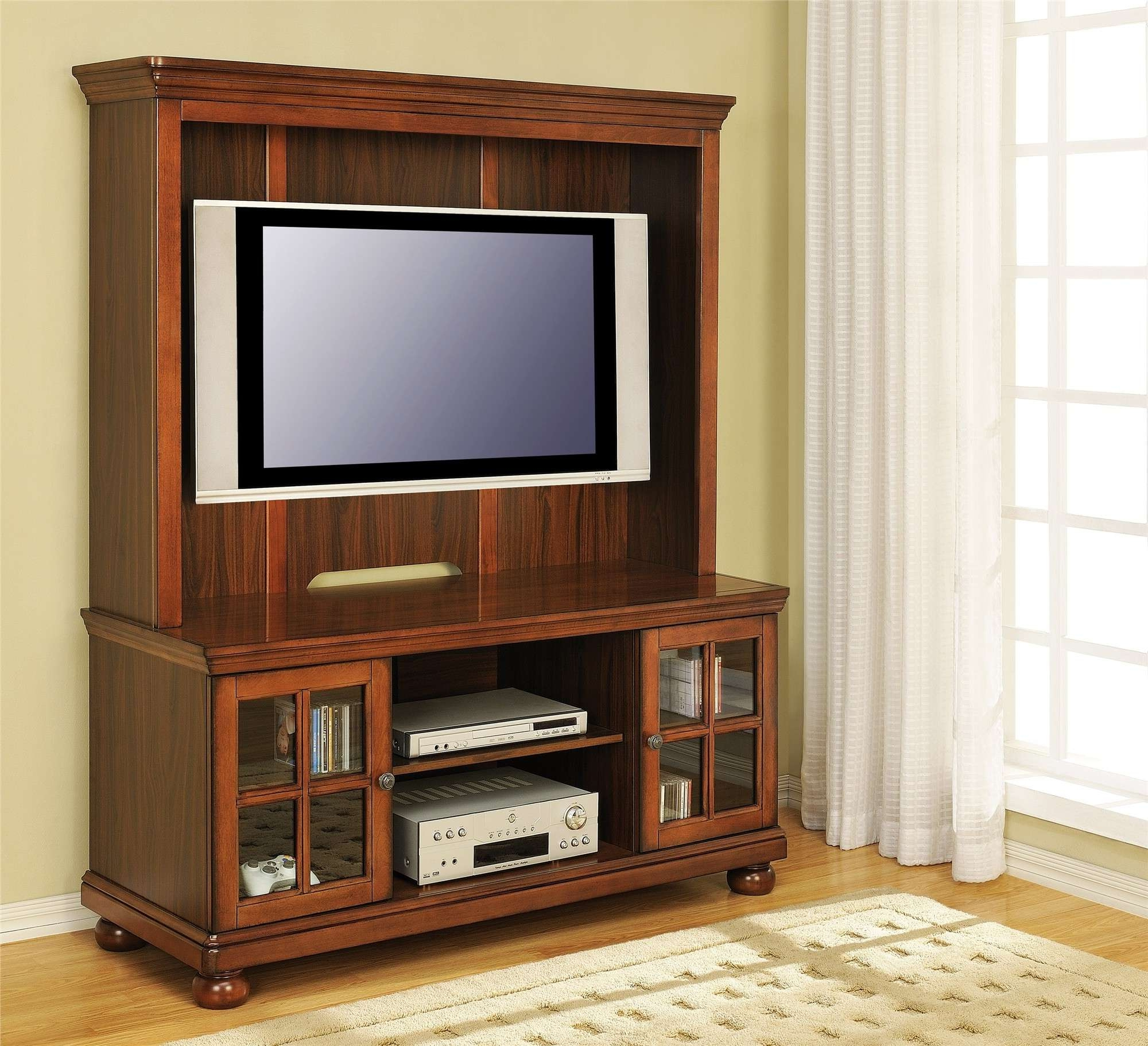 Smart4Net.co Pertaining To Oak Tv Cabinets For Flat Screens (Gallery 13 of 20)