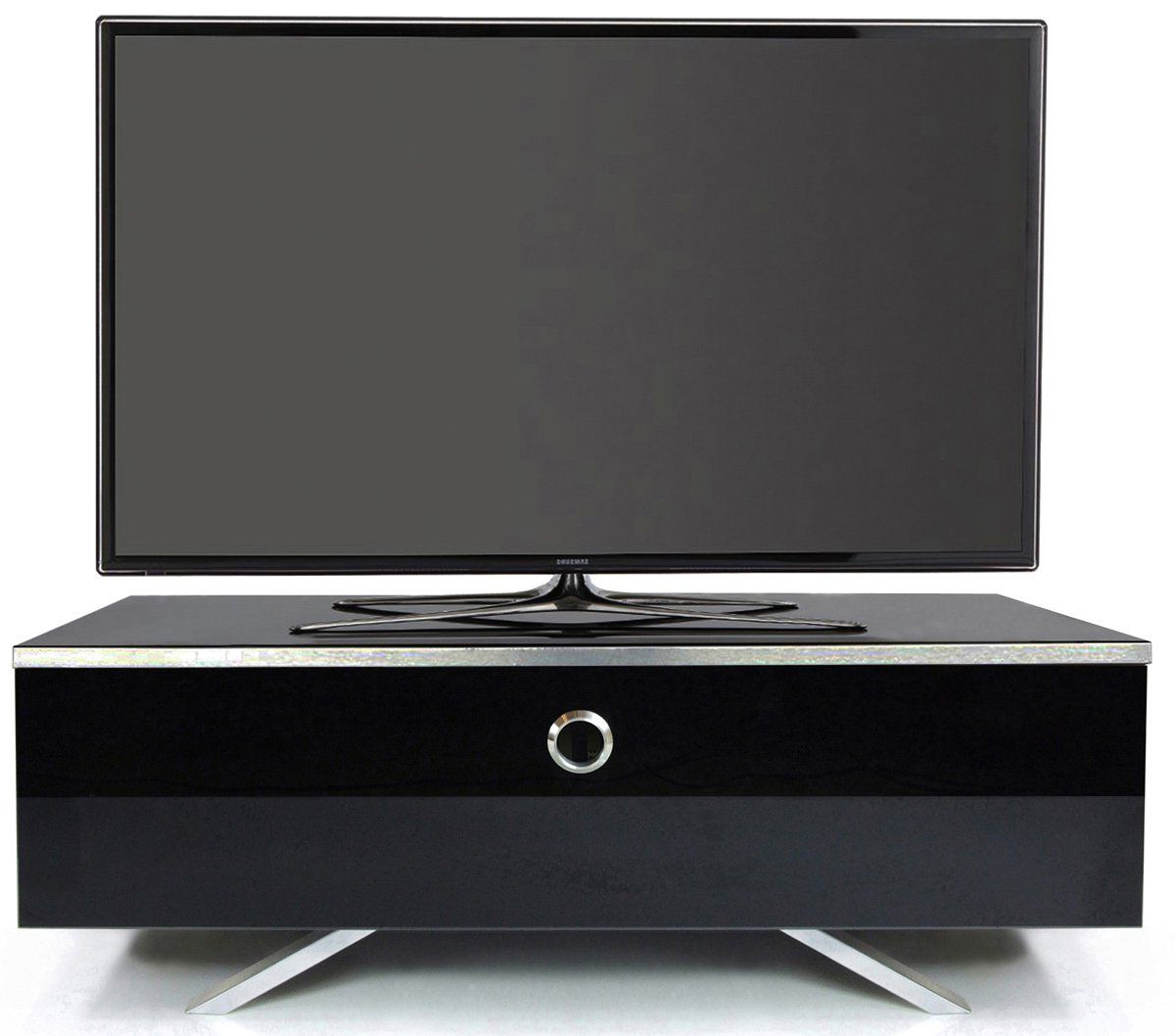 Smart4Net.co Regarding Shiny Black Tv Stands (Gallery 2 of 20)