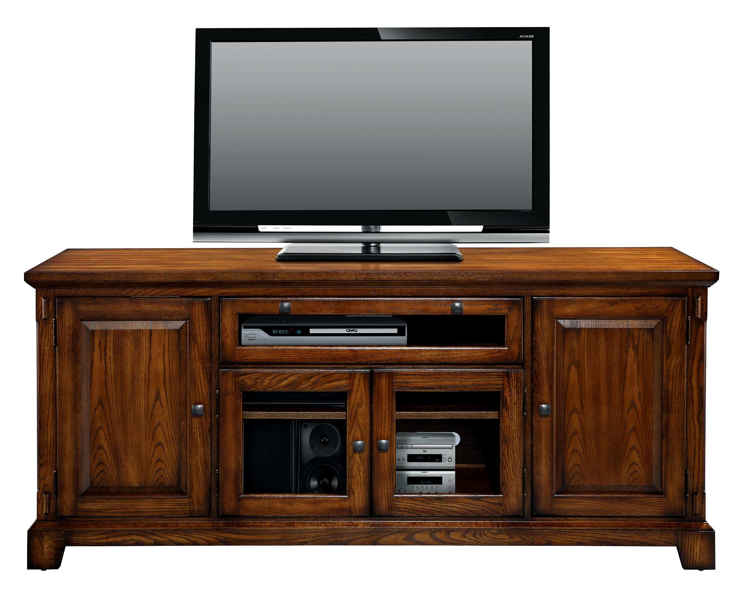 Solid Wood Tv Stands (Gallery 6 of 20)