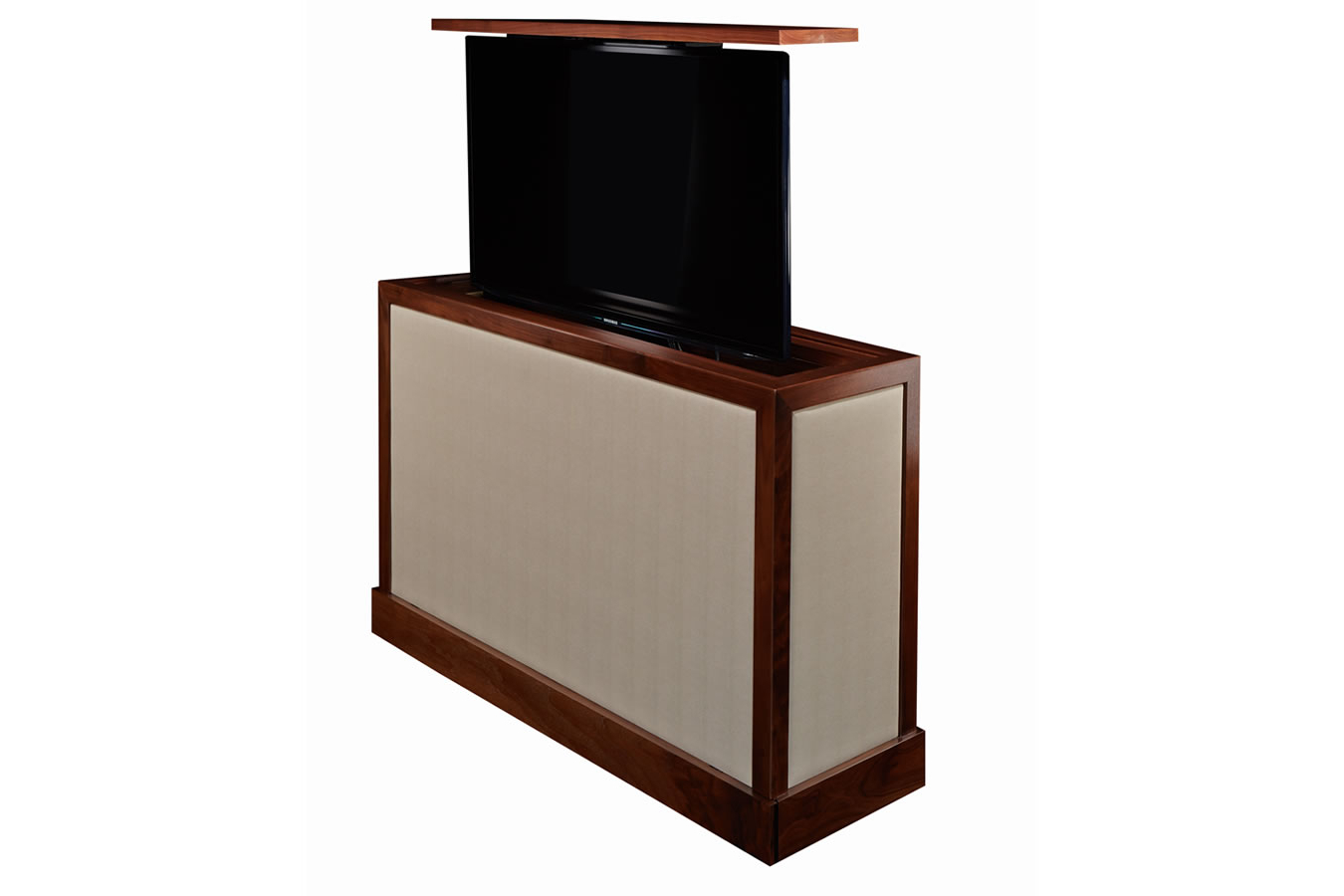Sorrento Transitional Tv Cabinet For French Country Tv Cabinets (View 19 of 20)