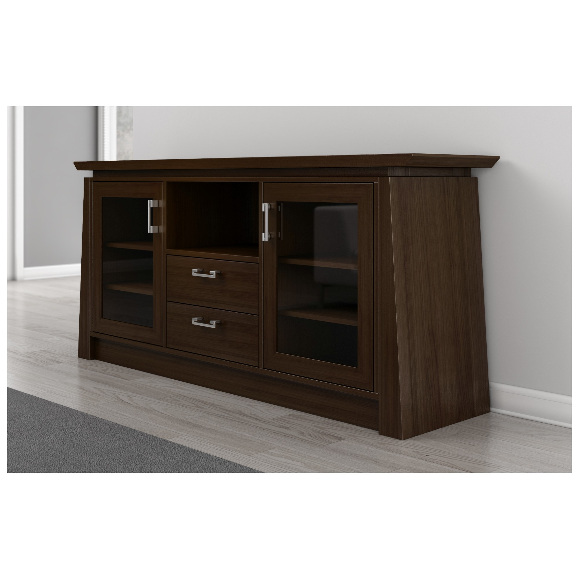 Splendent Larger Tv Stands Entertainment Centers In Elroy Tv Stand Pertaining To Popular Asian Tv Cabinets (View 16 of 20)