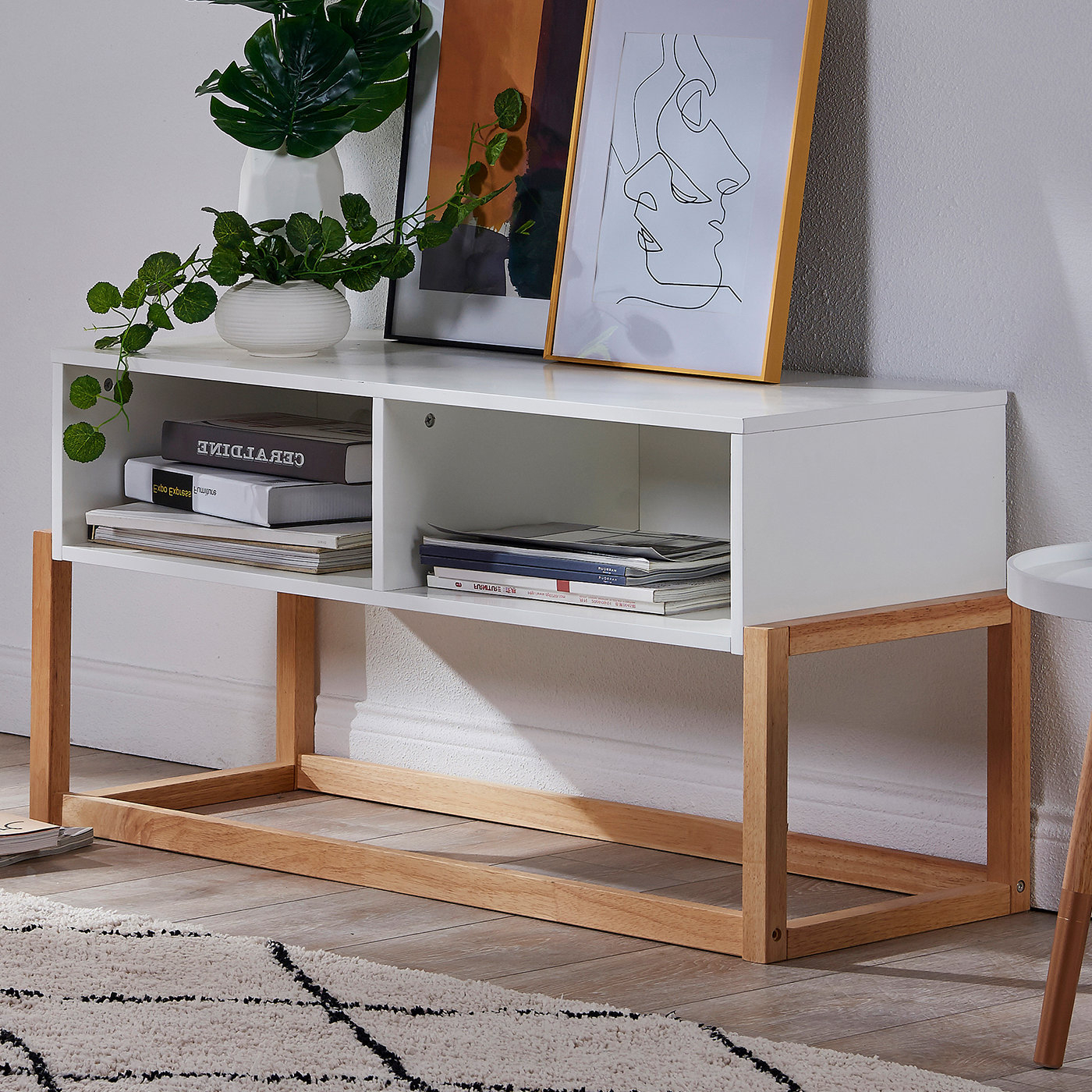 Stylish Tv Stands Within Most Current Versanora Creativo Stylish Tv Stand (View 15 of 20)