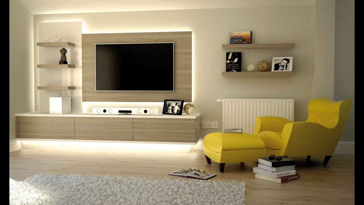 Stylish Wall Mount Tv Corner Stand Ideas 2018 ! Tv Unit – Youtube Intended For Well Known Stylish Tv Cabinets (View 18 of 20)