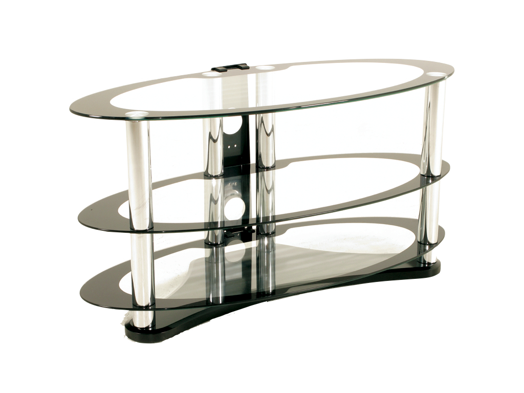 Sweet Dream Makers Within Oval Glass Tv Stands (Gallery 2 of 20)