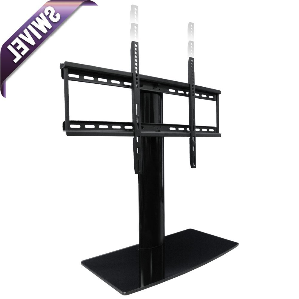 Swivel Tv Stands With Mount With Regard To Best And Newest The Best Tv Mount Stand – Top 10 For 2018 Reviews – Wire Top Pro (Gallery 12 of 20)