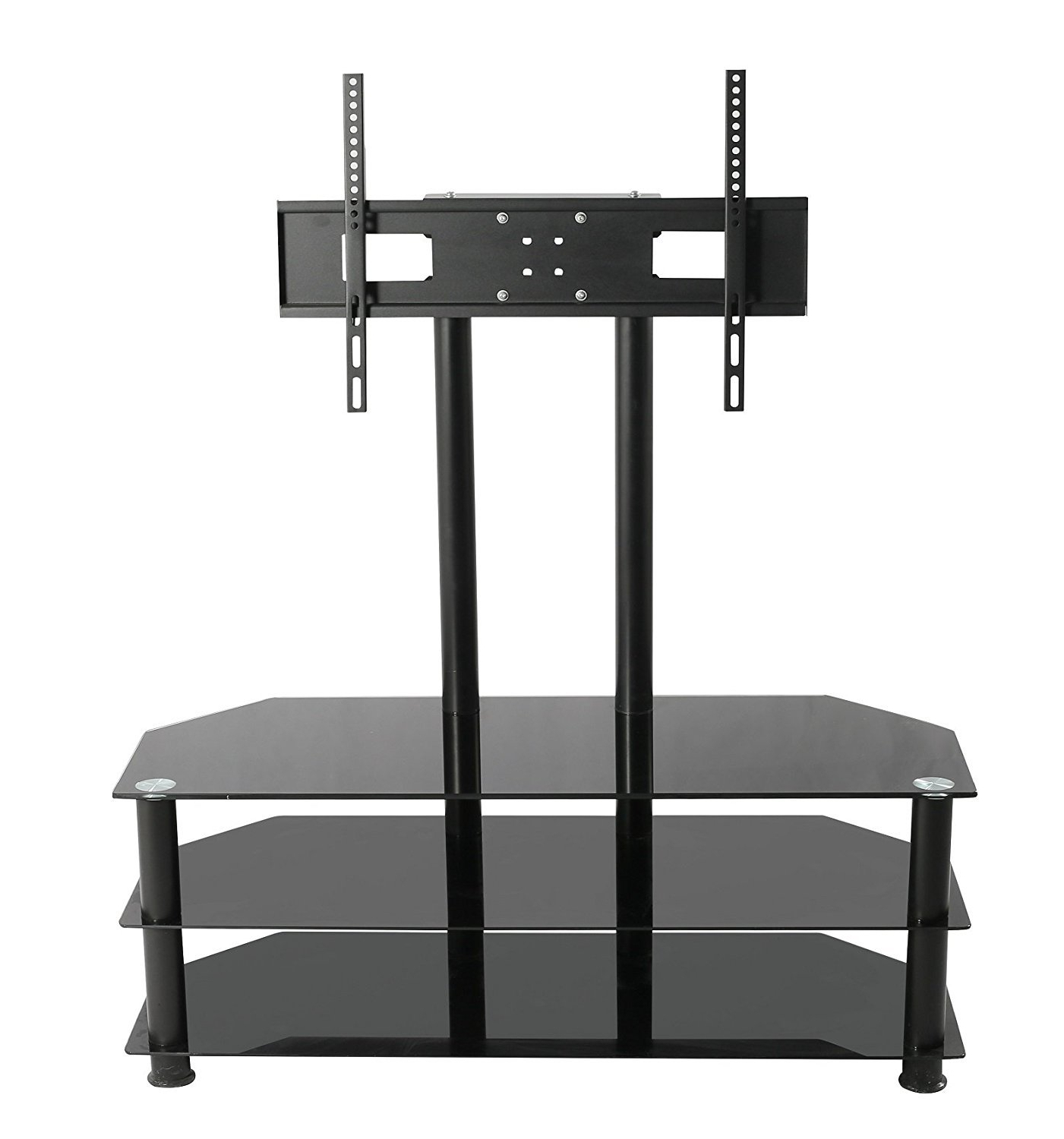 "Symple Stuff Cantilever Glass Tv Stand For Tvs Up To 60"" (View 17 of 20)"