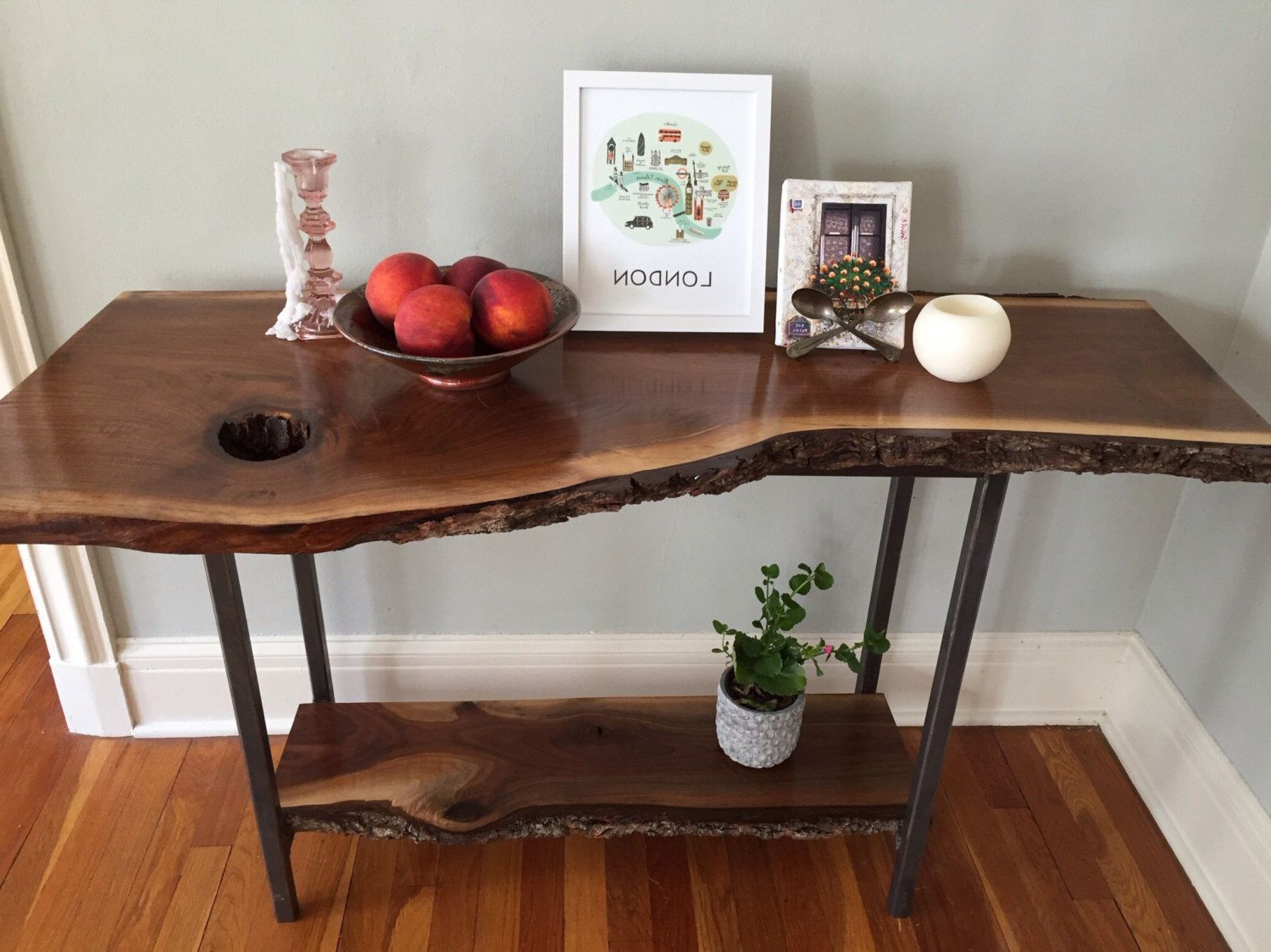 Table, Entryway Tables, Entryway Regarding Yukon Natural Console Tables (View 14 of 20)