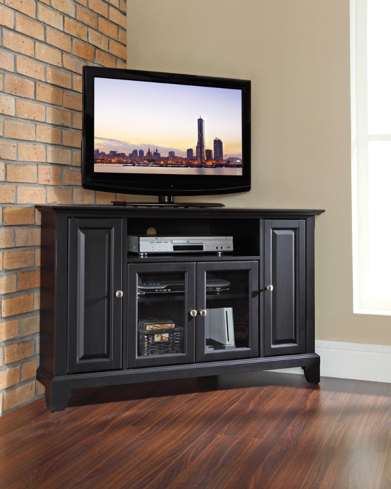 Tall Corner Tv Stand: Designs And Images (View 13 of 20)