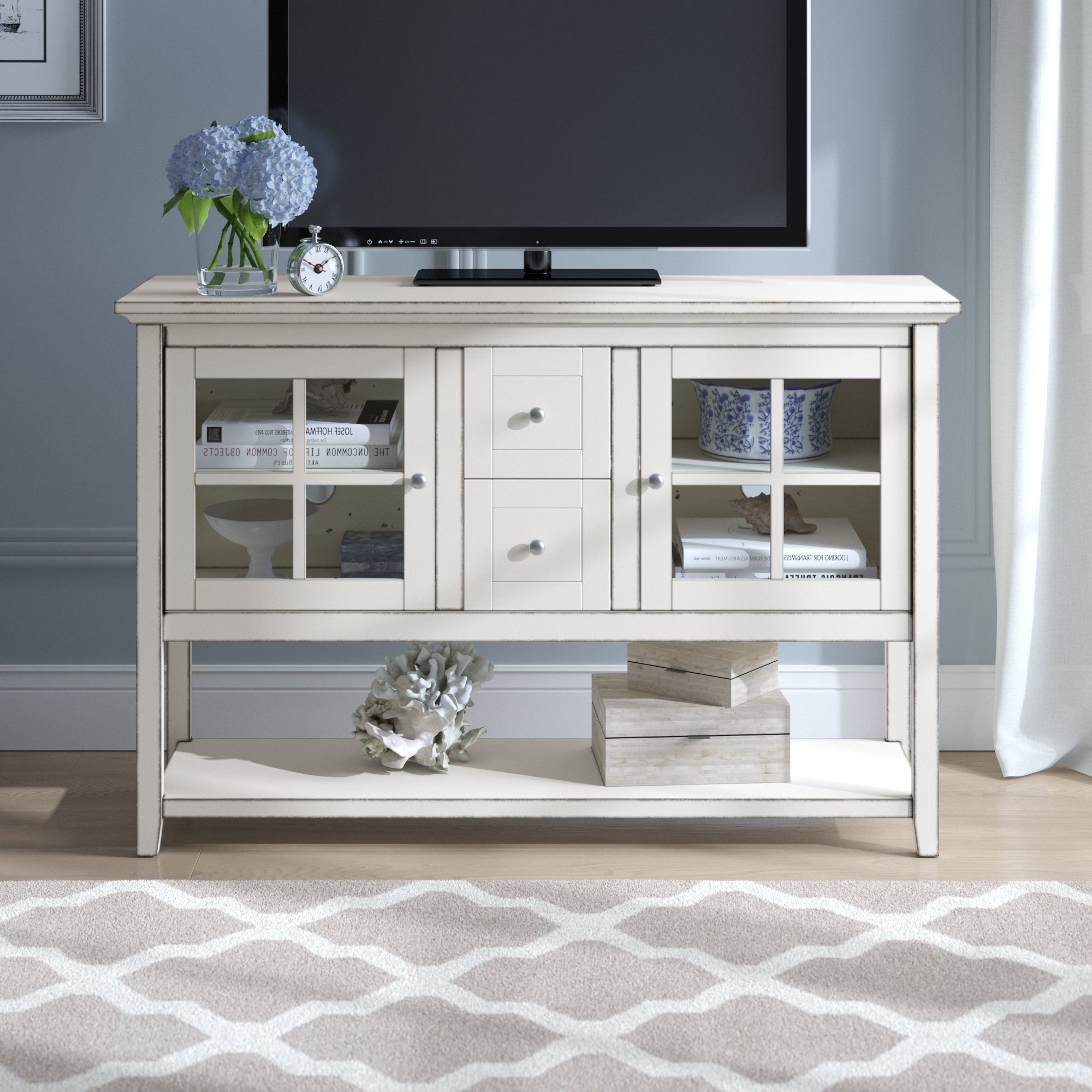 Tall Narrow Tv Stand (View 7 of 20)