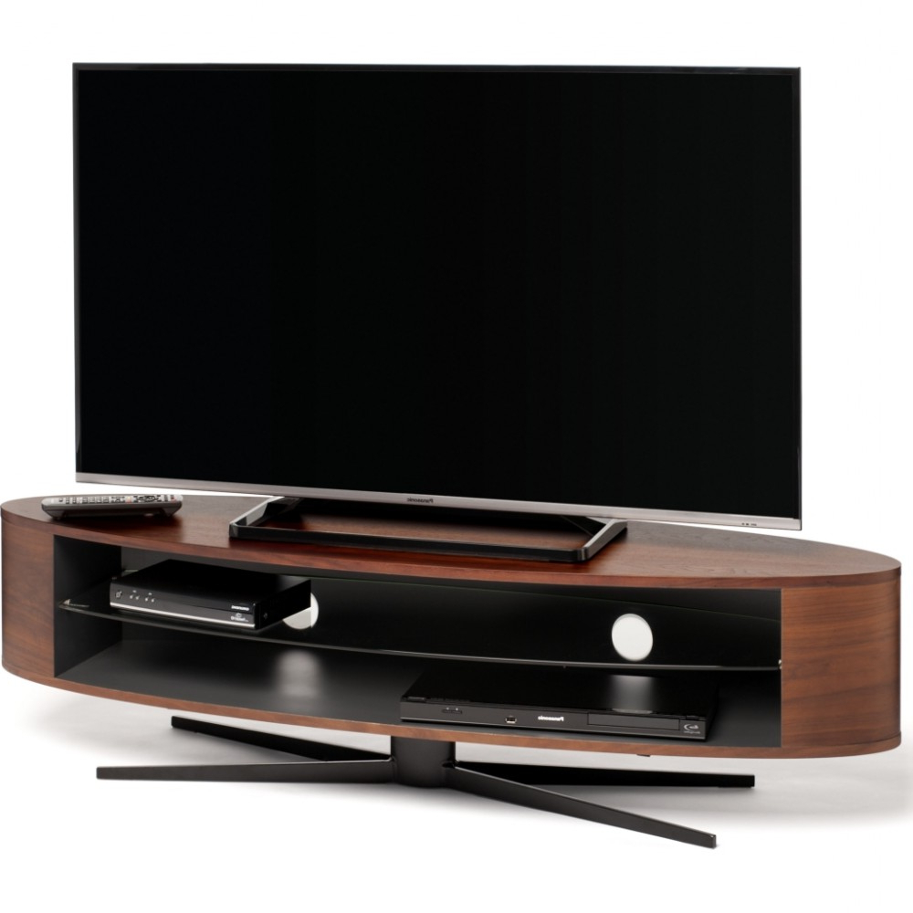 Techlink Air Tv Stands In Well Known Two Shelves To Accommodate Slim A/v Accessories And Soundbars (View 8 of 20)