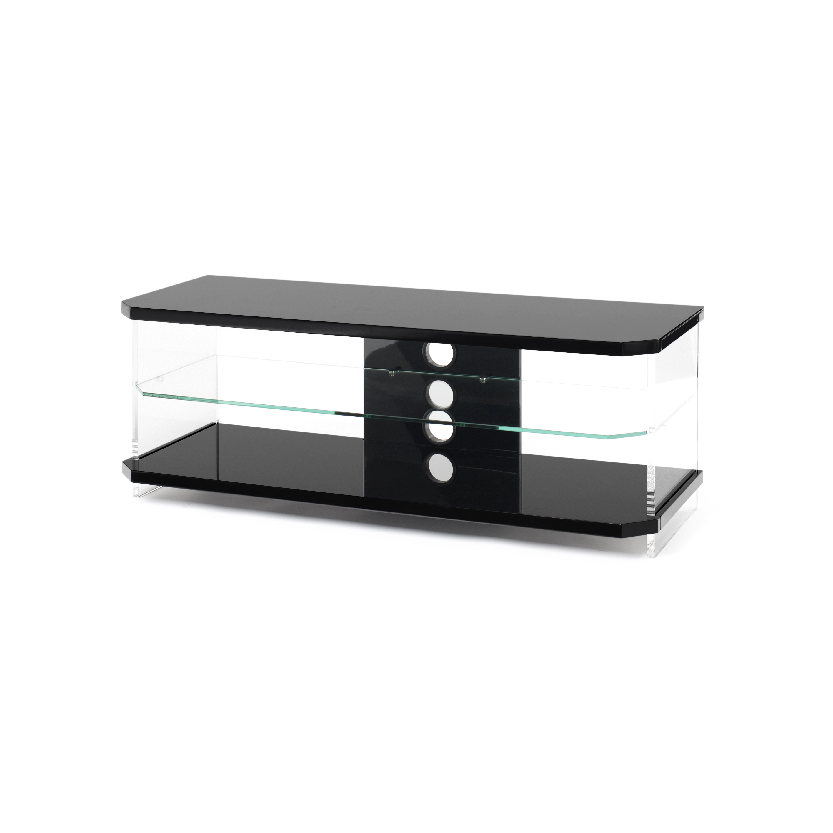 Techlink Bench Corner Tv Stands With Regard To Well Known Techlink – Black Tv Stands (View 5 of 20)