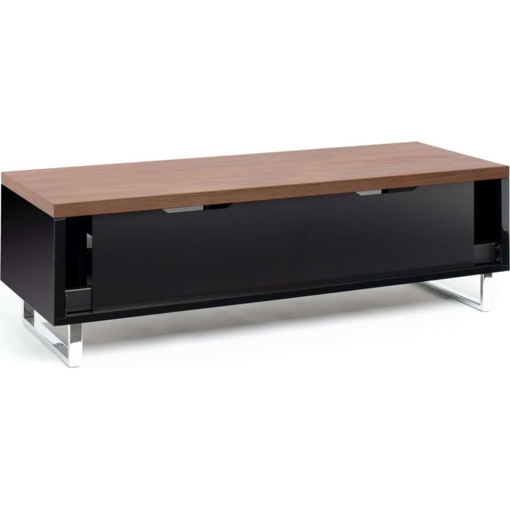 Featured Photo of Techlink Panorama Walnut Tv Stands