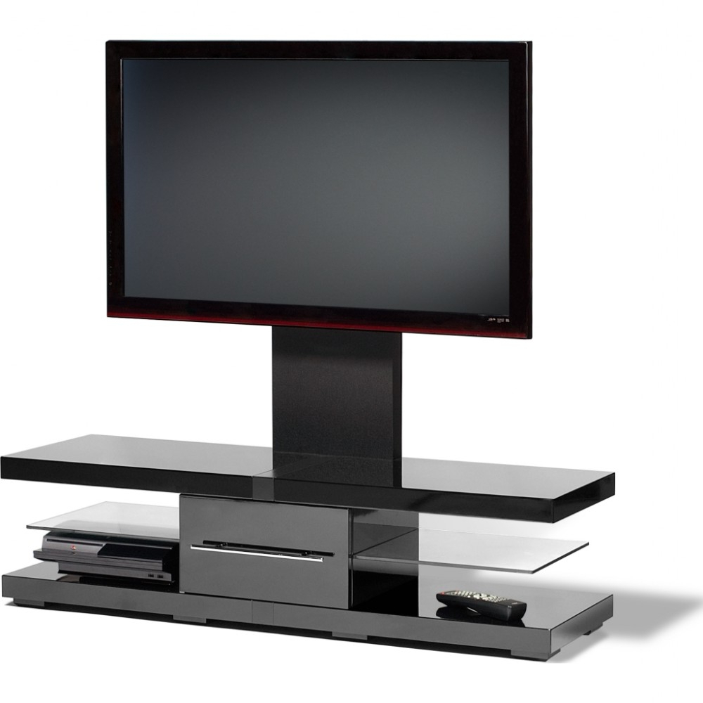 Techlink Tv Stands Sale Regarding Preferred Floating Look Cantilever Shelves; Storage For 4 Pieces Of A/v (View 3 of 20)