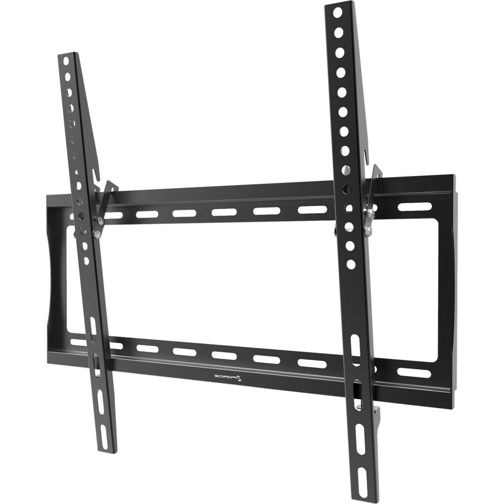 Tilted Wall Mount For Tv With Current Gforce Low Profile Tilt Tv Wall Mount For 26 In. – 55 In (View 6 of 20)