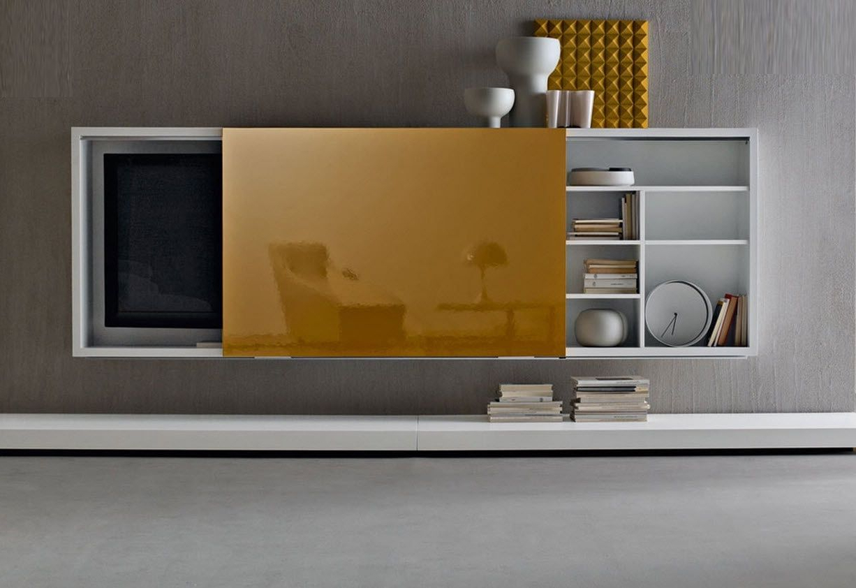 Top 30 Modern Cabinets (View 15 of 20)