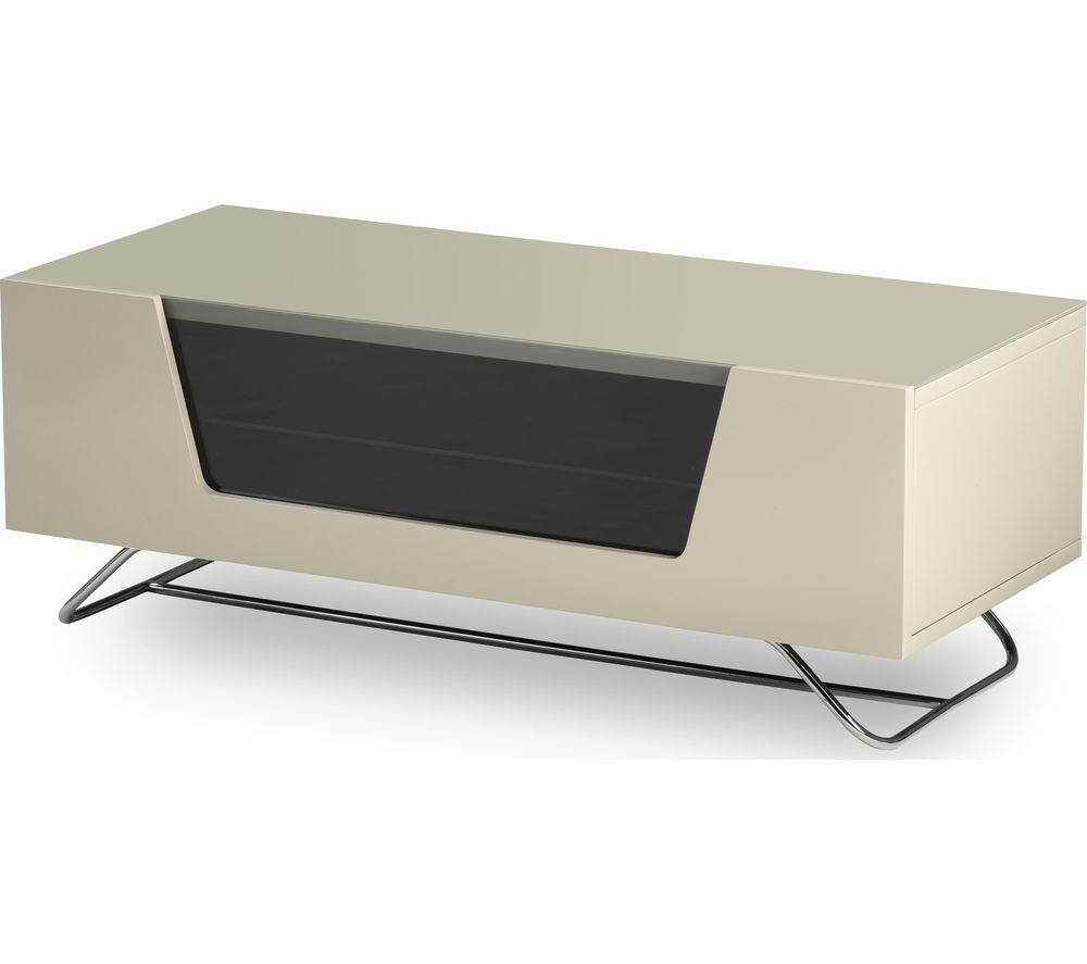 Trendy Alphason Chromium 2 1000 Tv Stand – Ivory Deals (View 7 of 20)