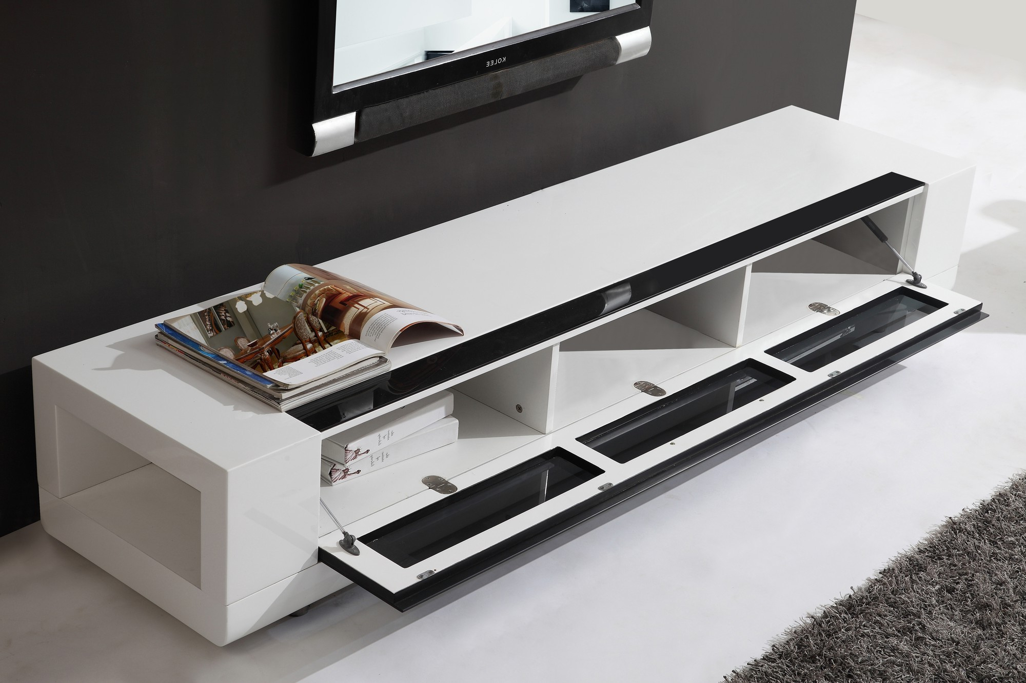 Trendy B Modern Editor Remix Tv Stand Modern Furnishings In B Modern Tv Stands (View 17 of 20)