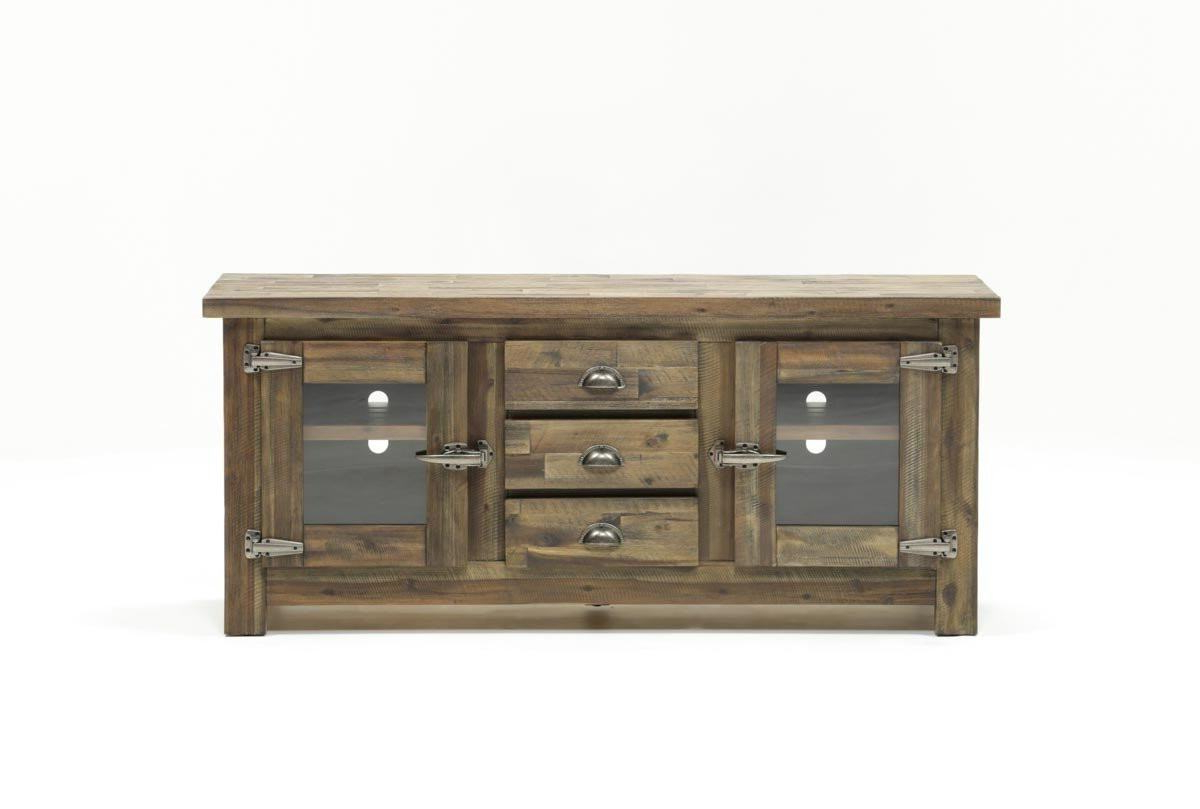 Trendy Canyon 74 Inch Tv Stand Living Spaces Tv Stand Regarding Well Known Canyon 74 Inch Tv Stands (View 16 of 20)