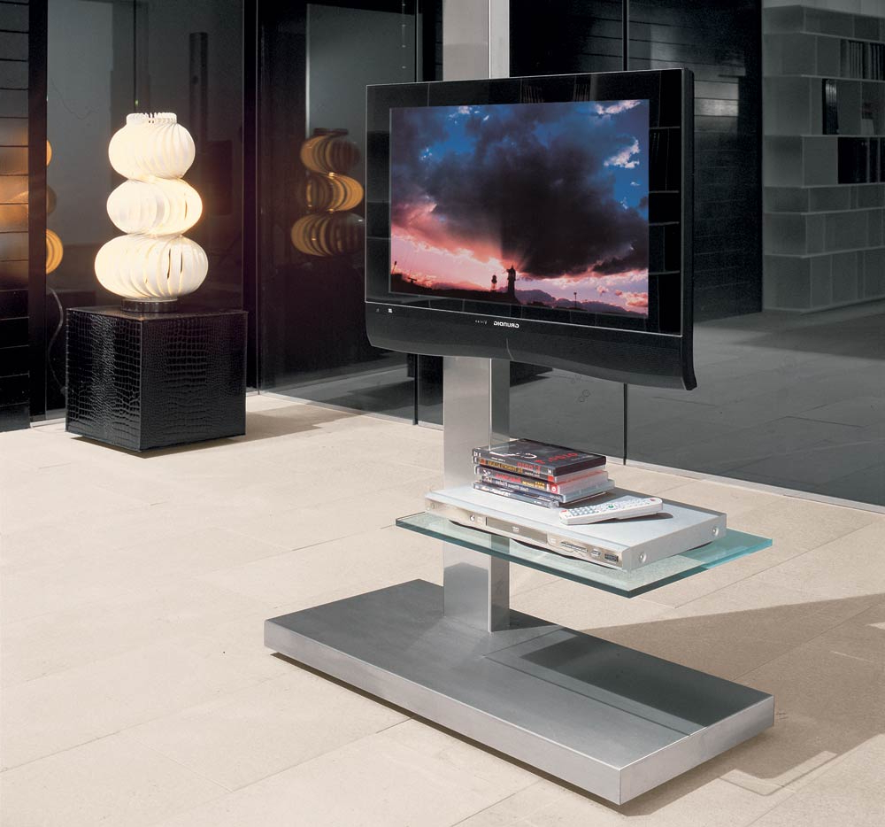 Trendy Contemporary Tv Consoles Stands — All Contemporary Design : Best Throughout Contemporary Tv Stands (View 14 of 20)
