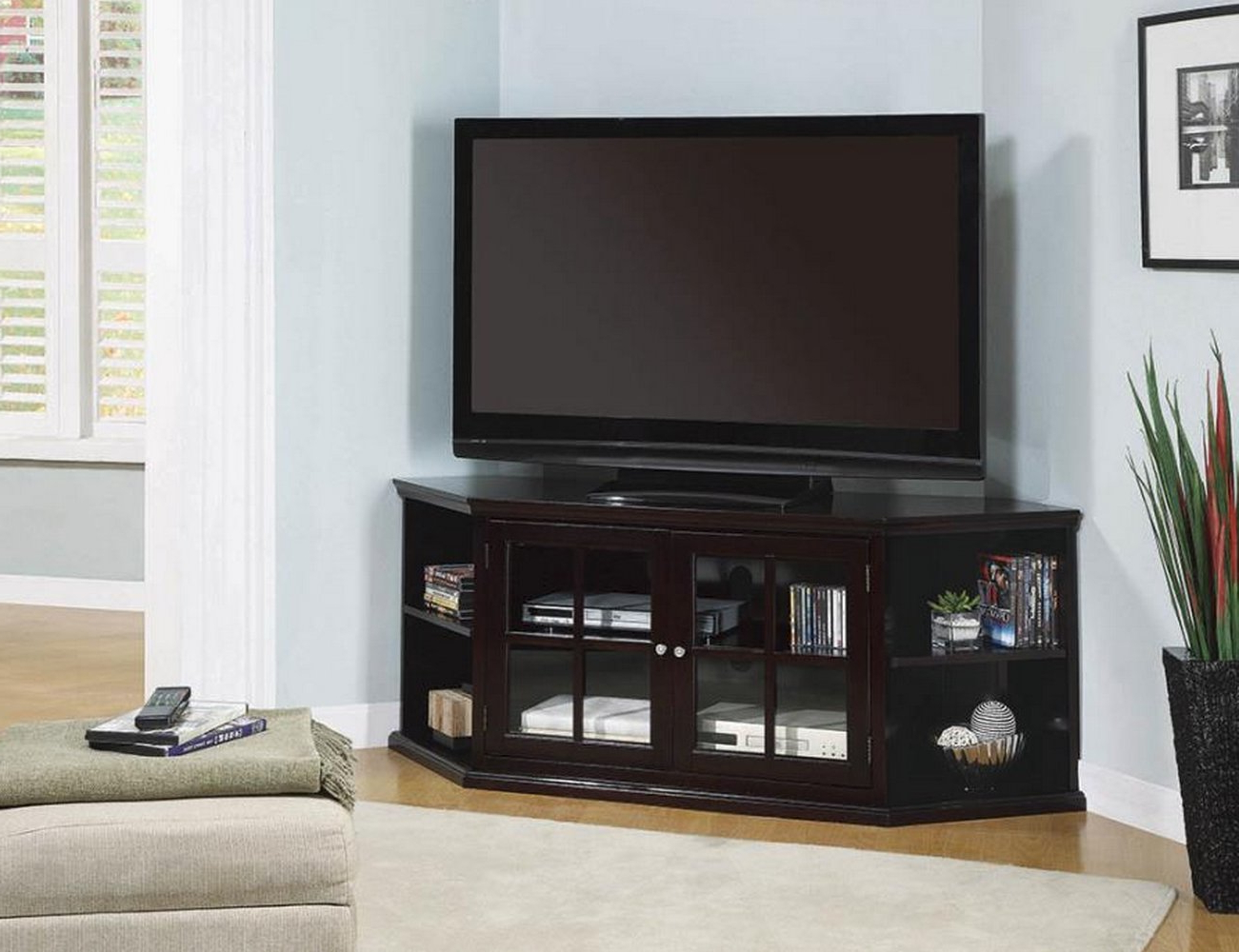 Trendy Corner Tv Stands For 60 Inch Tv For 60 69 Inch Corner Tv Stands You'll Love (View 17 of 20)