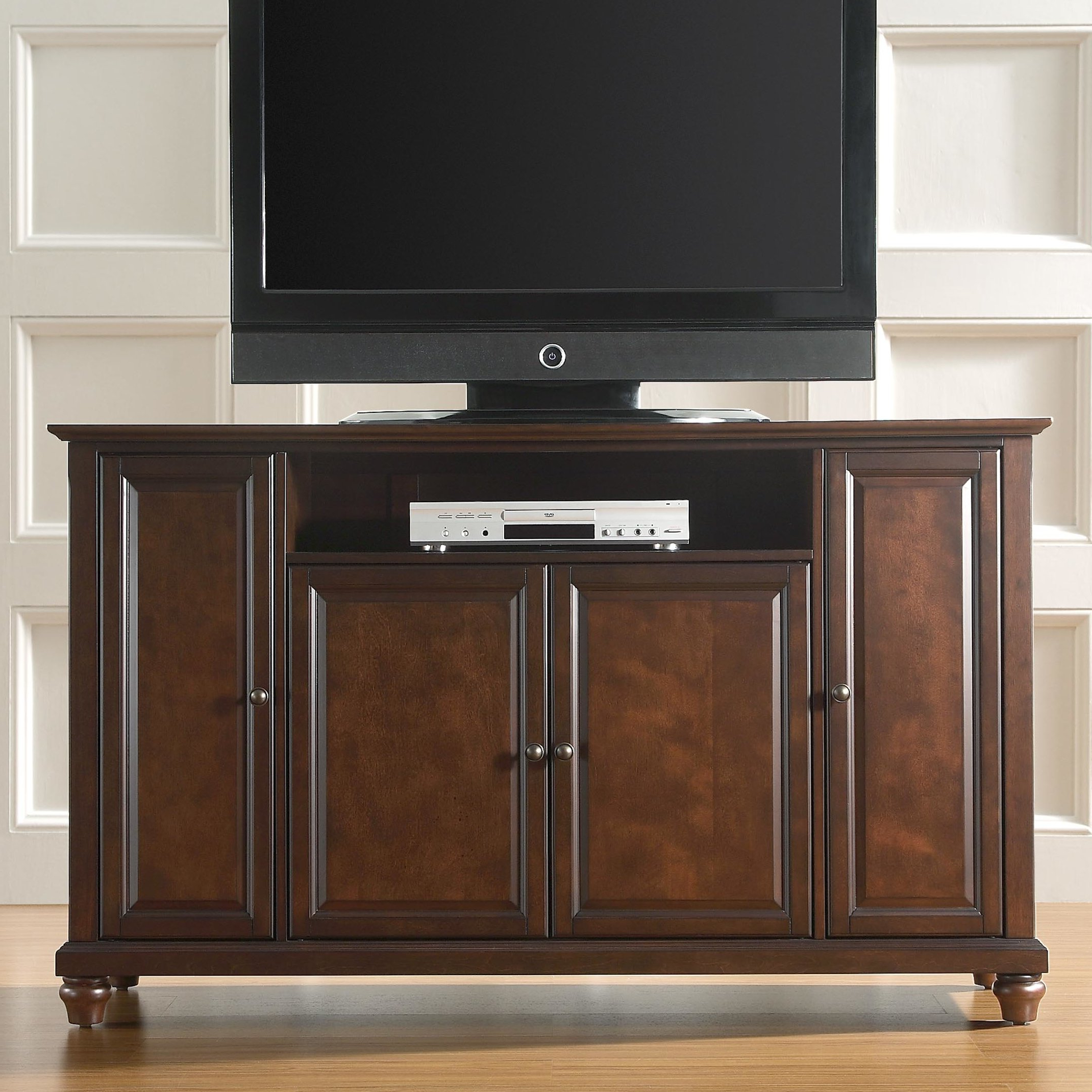 Trendy Edwin Grey 64 Inch Tv Stands Inside 60 64 Inch Tv Stands (View 13 of 20)