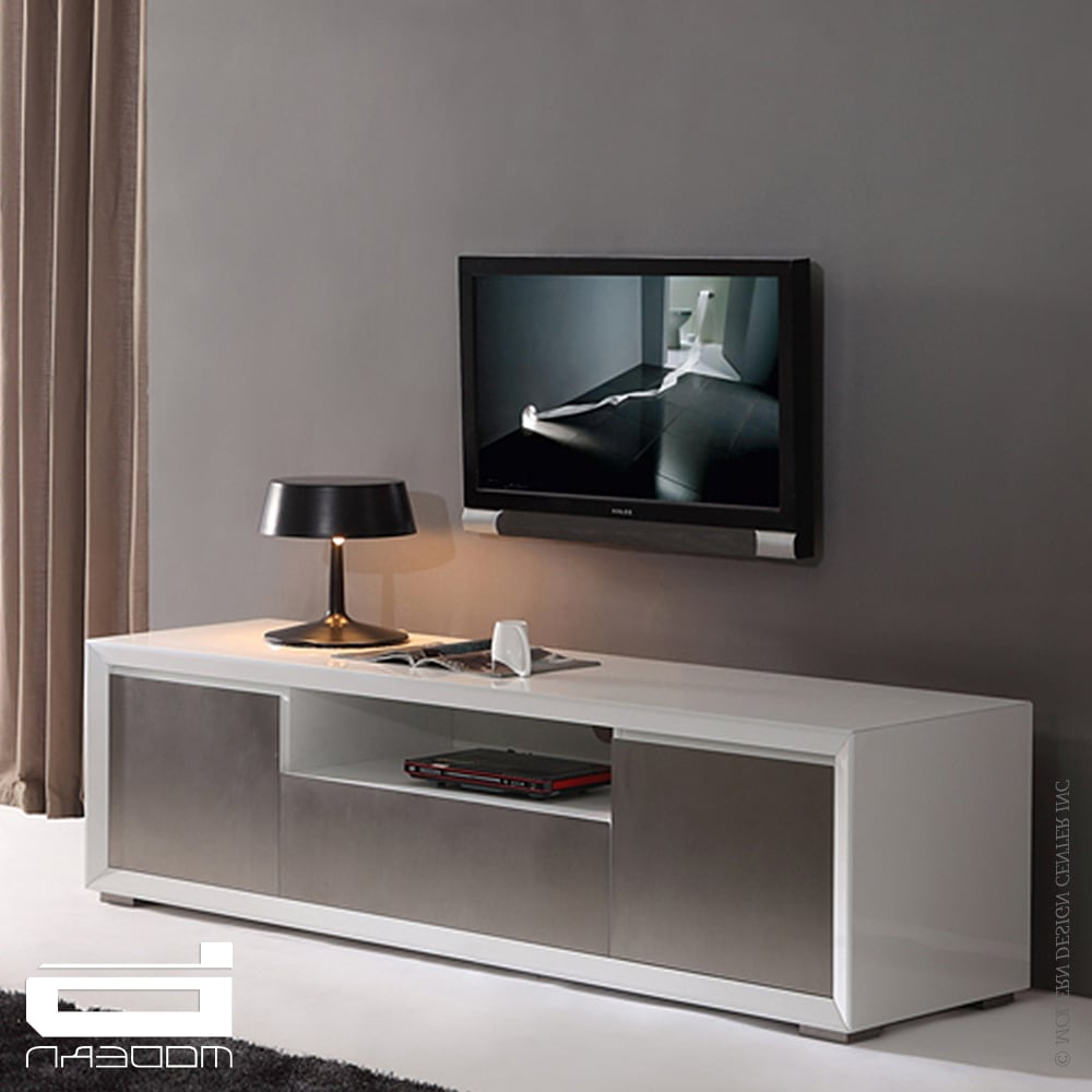 Trendy Esquire Tv Standb Modern – Interiordesignerdecor With Regard To B Modern Tv Stands (View 18 of 20)