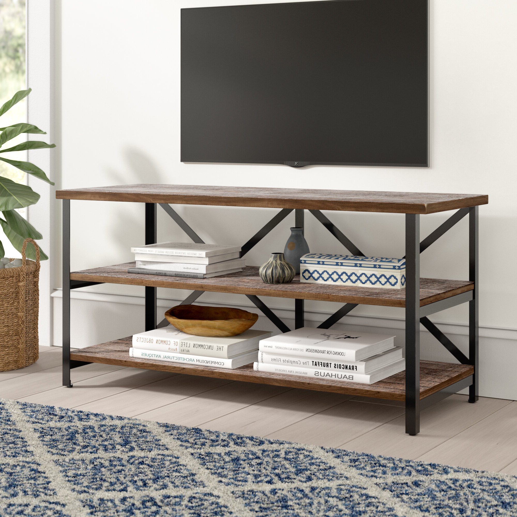 Trendy Metal Tv Stands You'll Love (View 17 of 20)