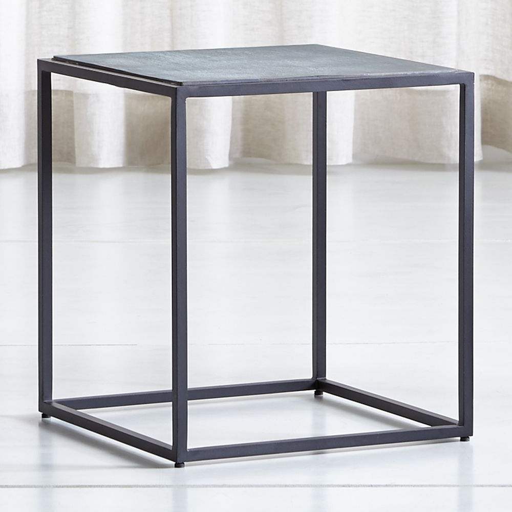 Featured Photo of Mix Patina Metal Frame Console Tables
