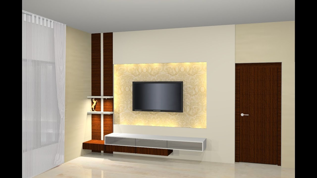 Trendy Modern Design Tv Cabinets Pertaining To Top 50 Modern Tv Cabinet 2017(As Royal Decor) – Youtube (View 17 of 20)
