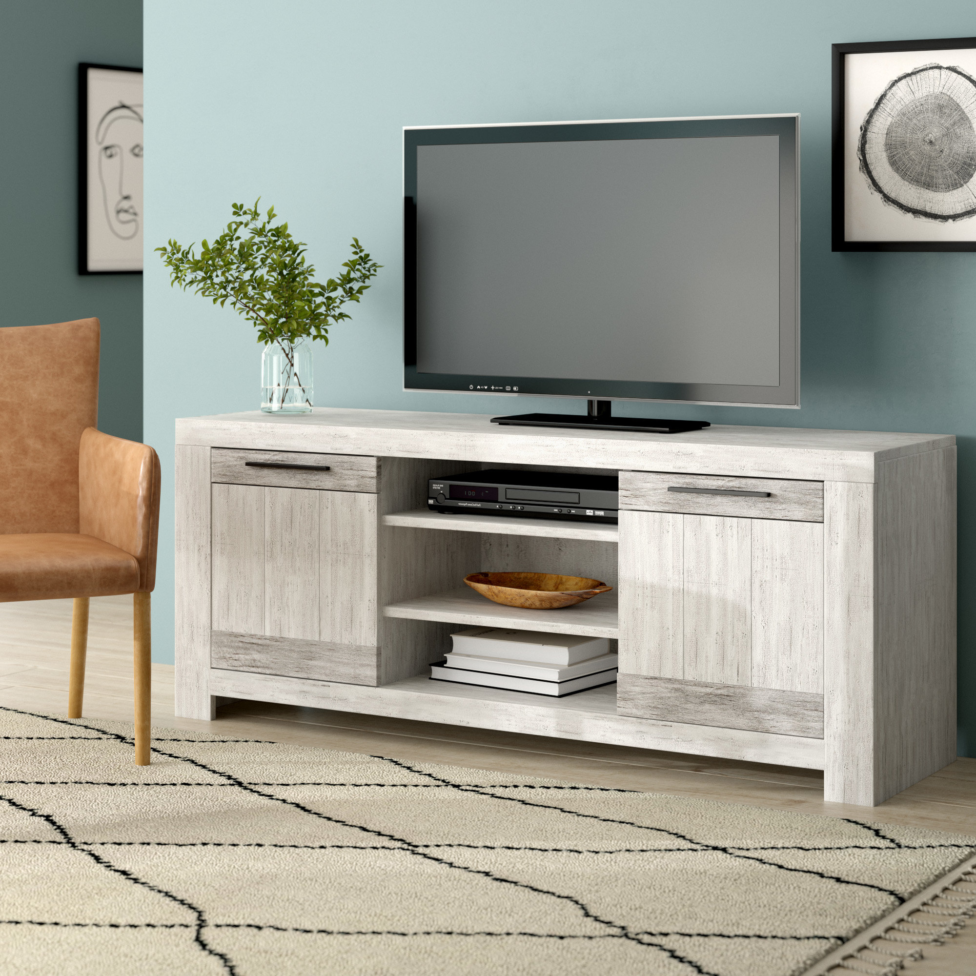 Trendy Provence Tv Stand (View 12 of 20)