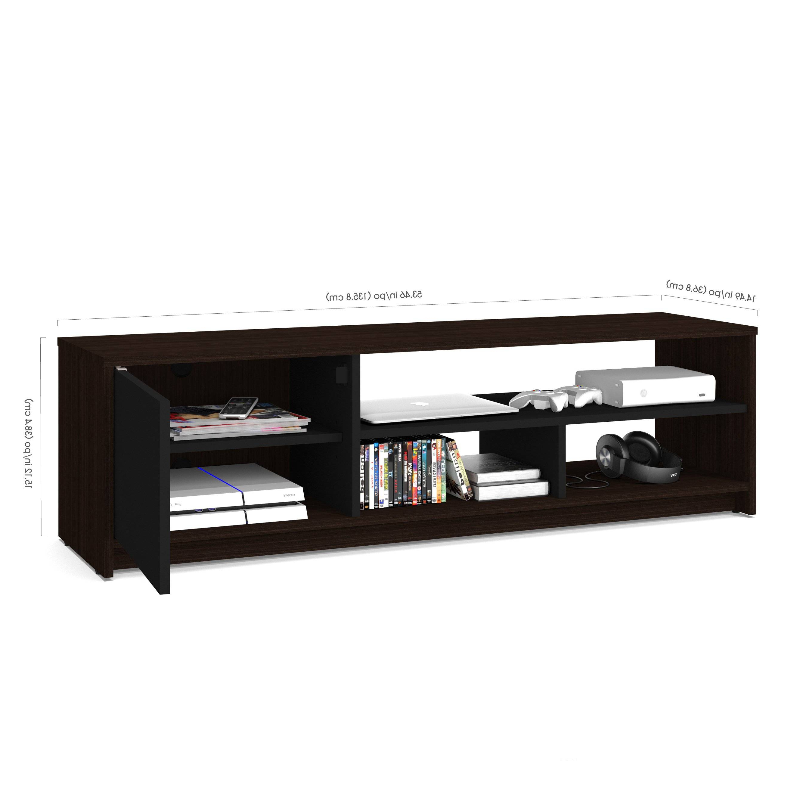 Trendy Tv Stands For Small Spaces In Cheap Flat Screen Tv Stands Cool Shop Bestar Small Space 3 Piece Tv (View 18 of 20)
