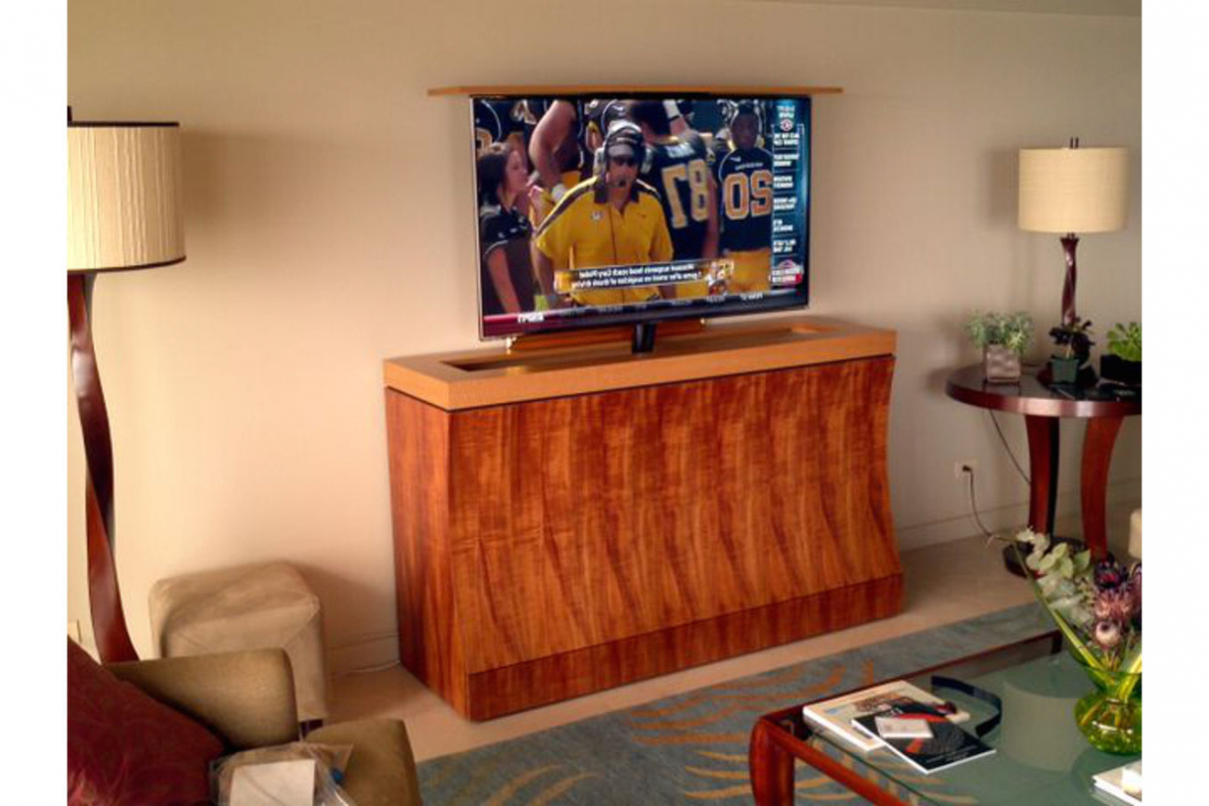 Trendy Unusual Tv Cabinets Throughout Cabinet: Tv Lift Furniture (View 9 of 20)